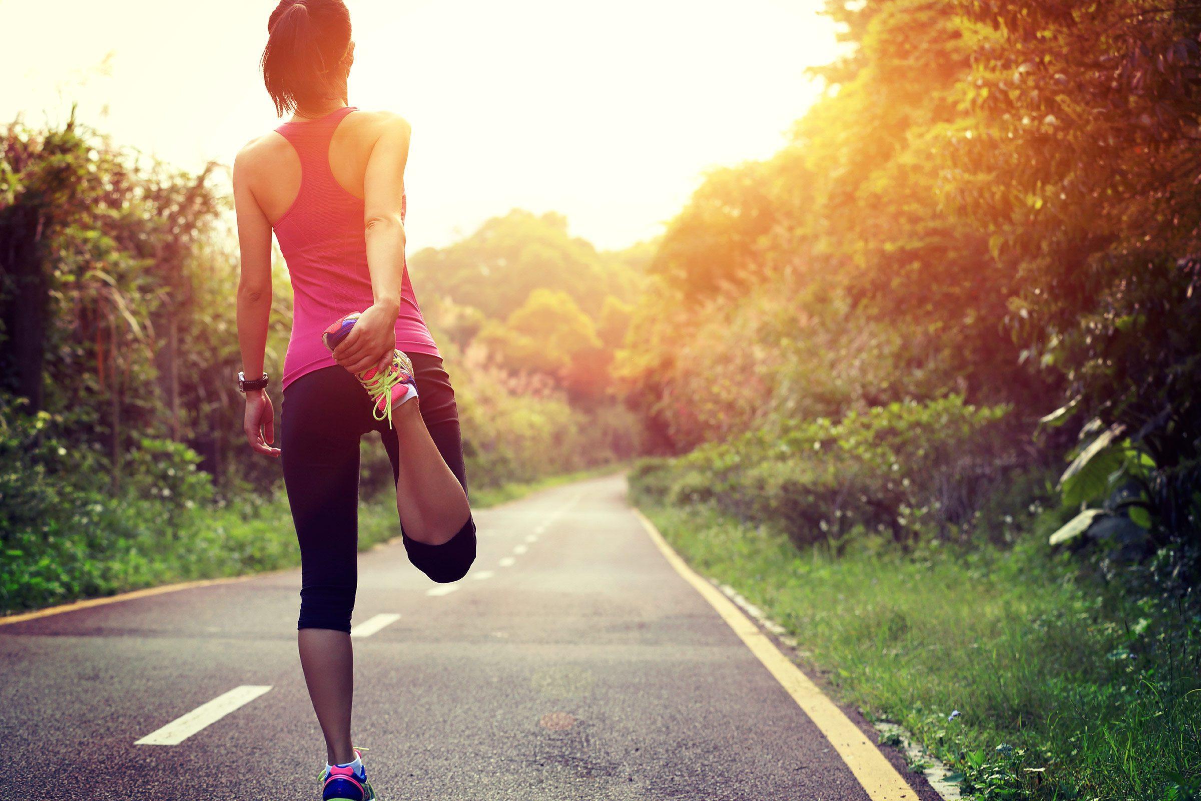 Long-distance runs
