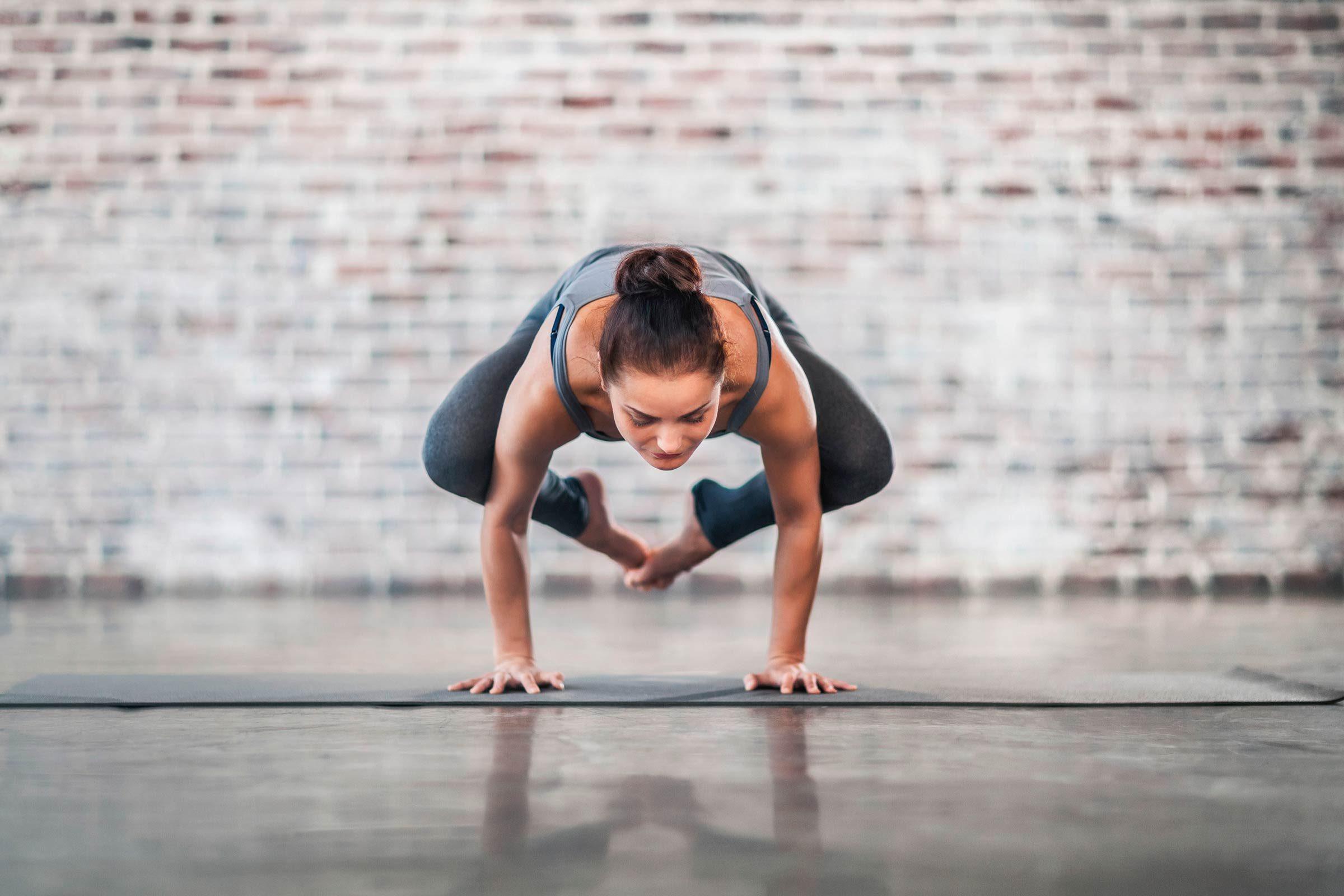 Yoga is HARD