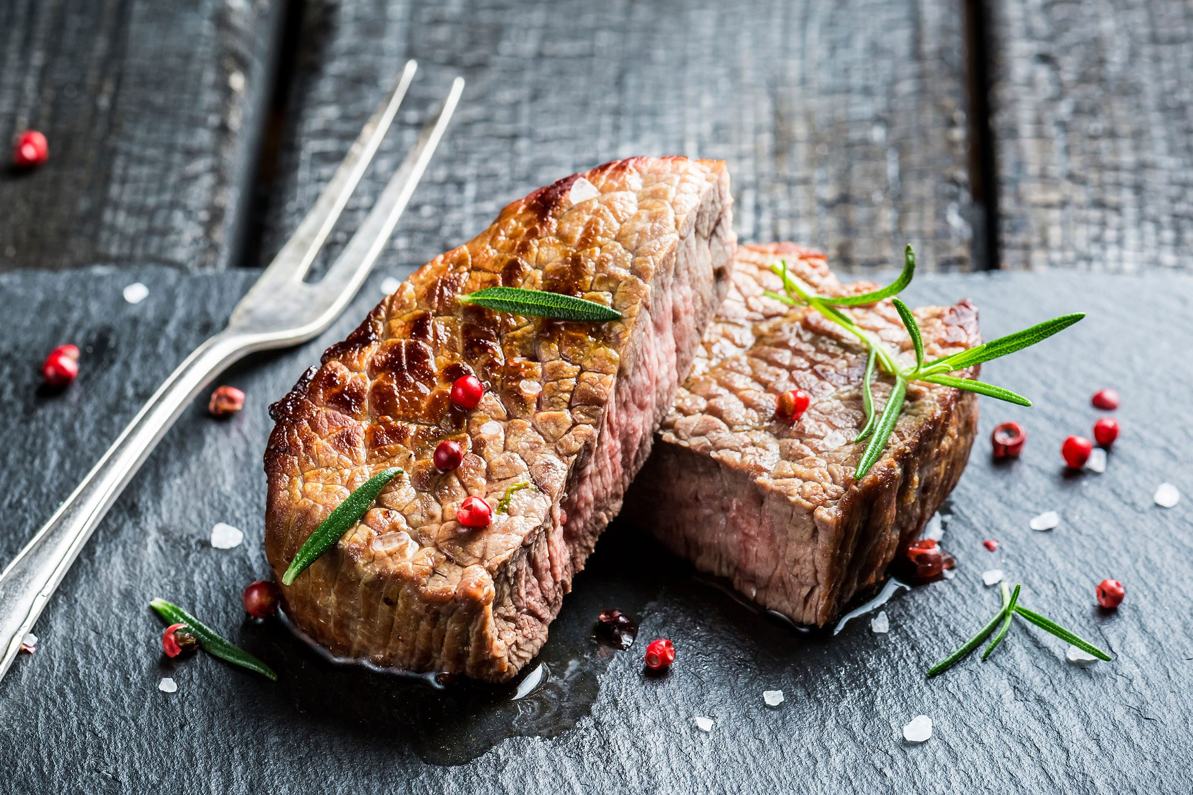 15. Sirloin steak or rib-eye?