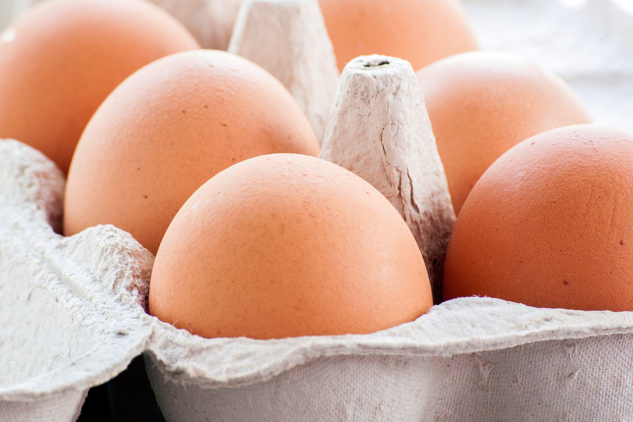 15. Oiled Eggs
