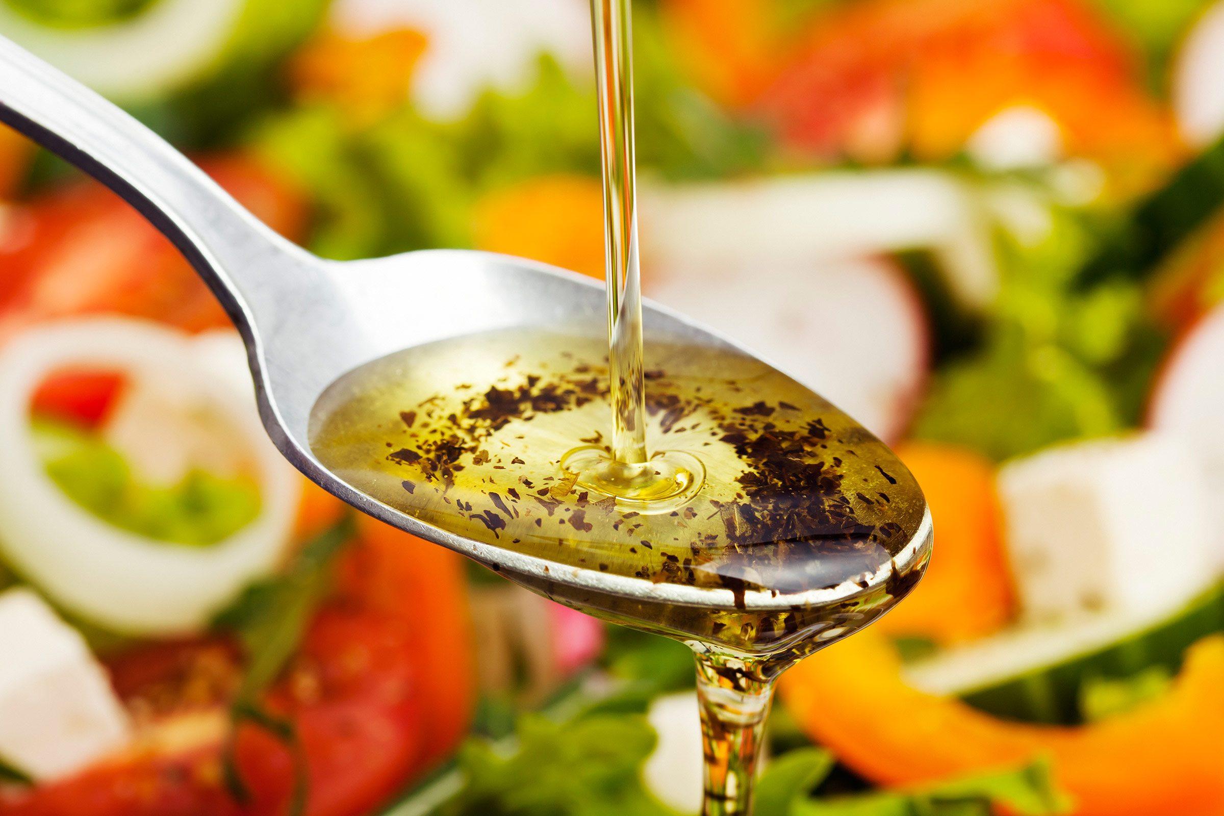 17. Bottled salad dressing or homemade?