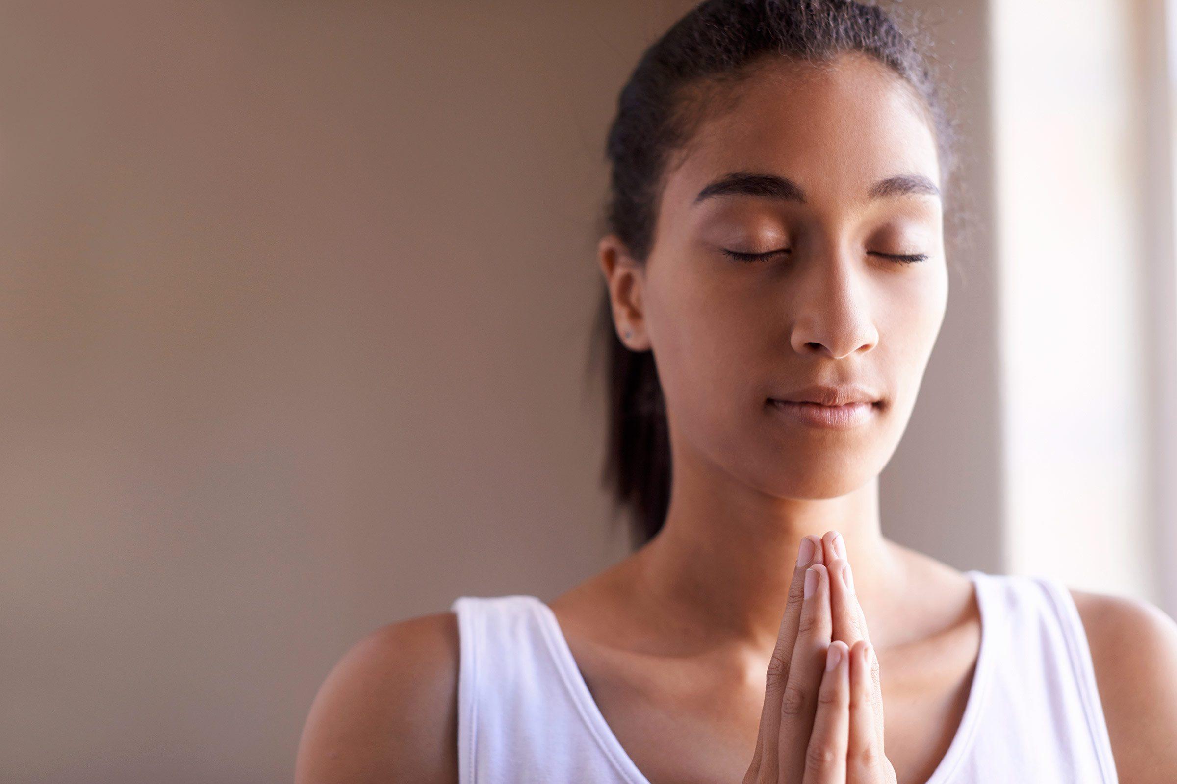 Meditation is groovy.