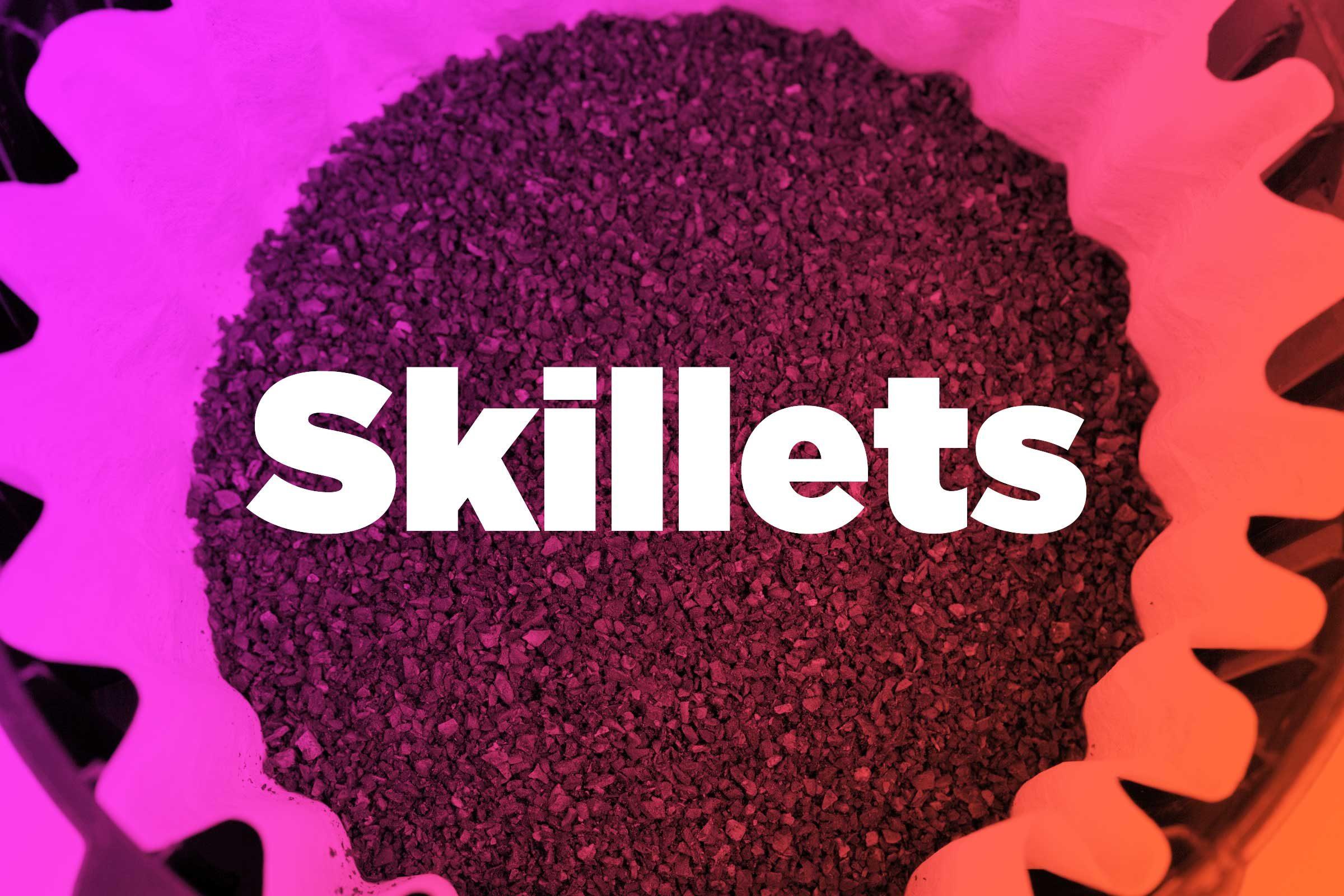 Keep skillets rust-free