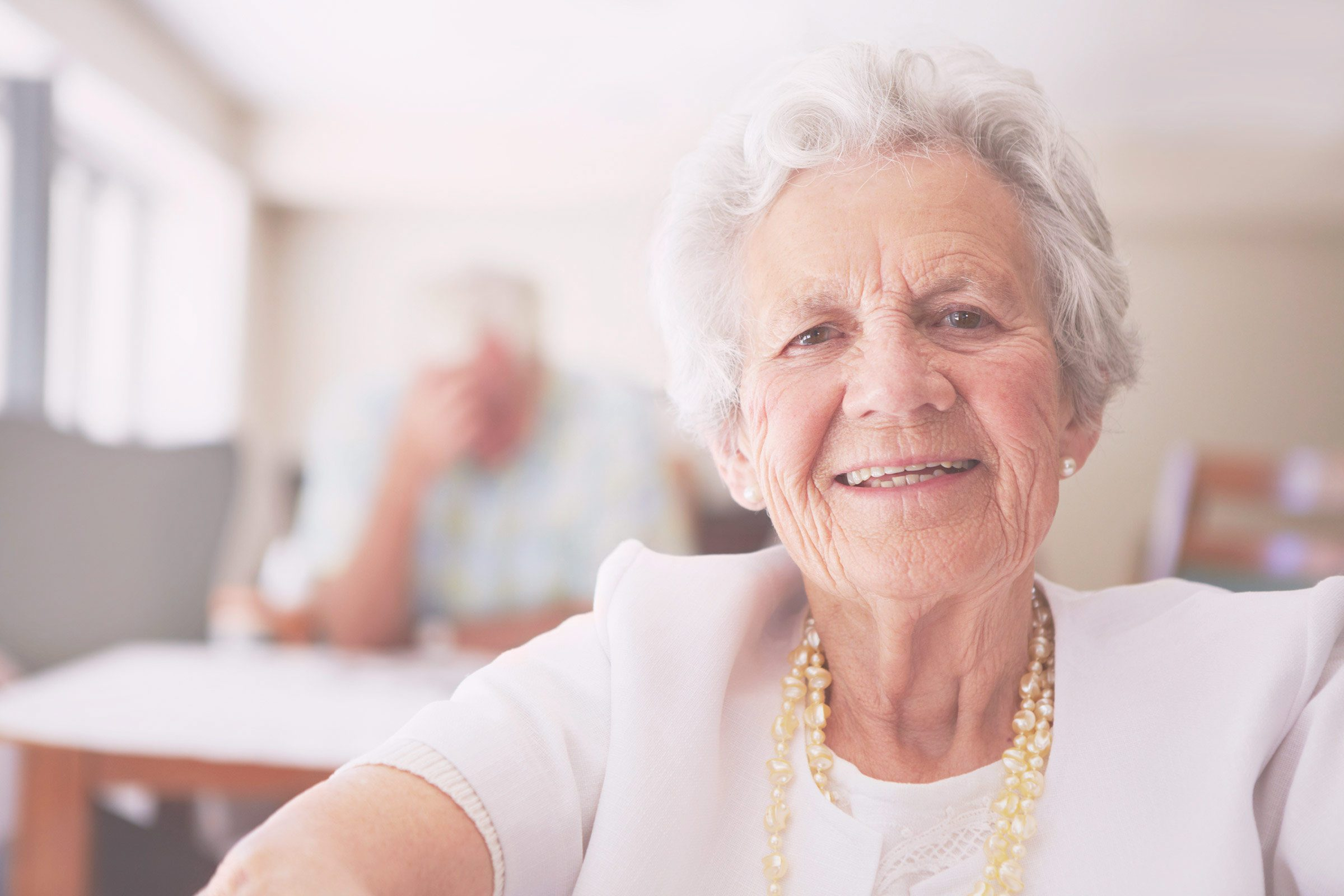 25. I love the kids, but my favorites are the little old ladies in nursing homes.
