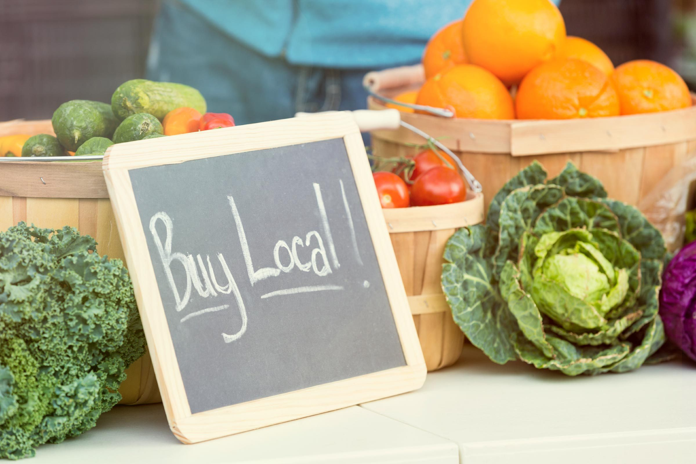 Watch for buzzwords: natural, specialty, estate, artisan, local, and organic