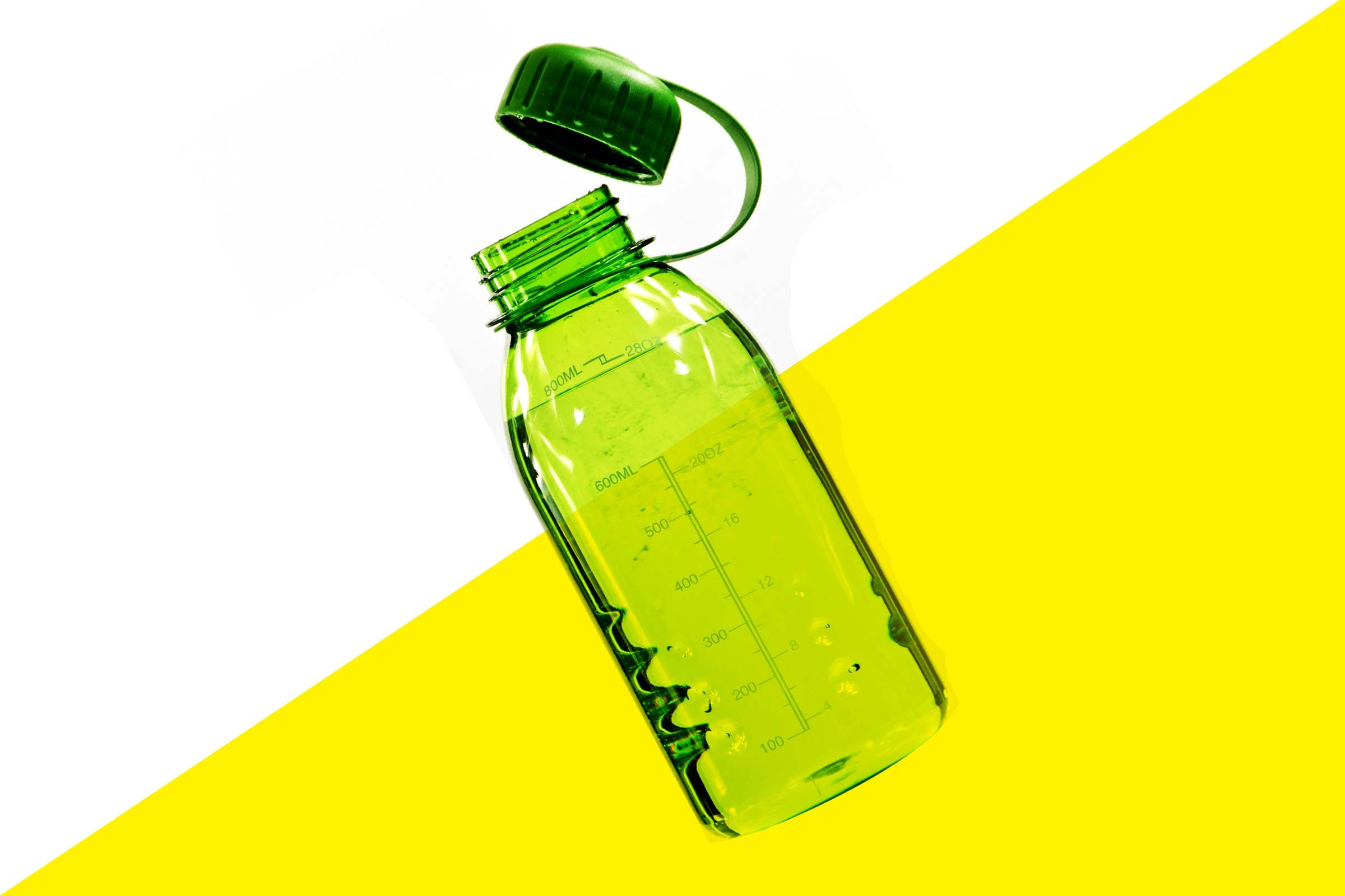 Hydrate before you get to the gym