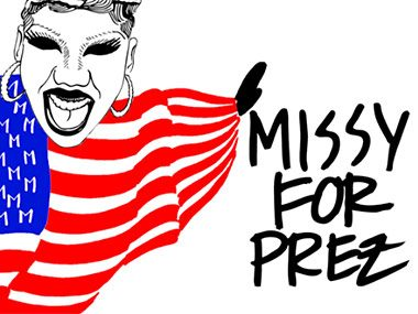 'MISSY FOR PREZ'