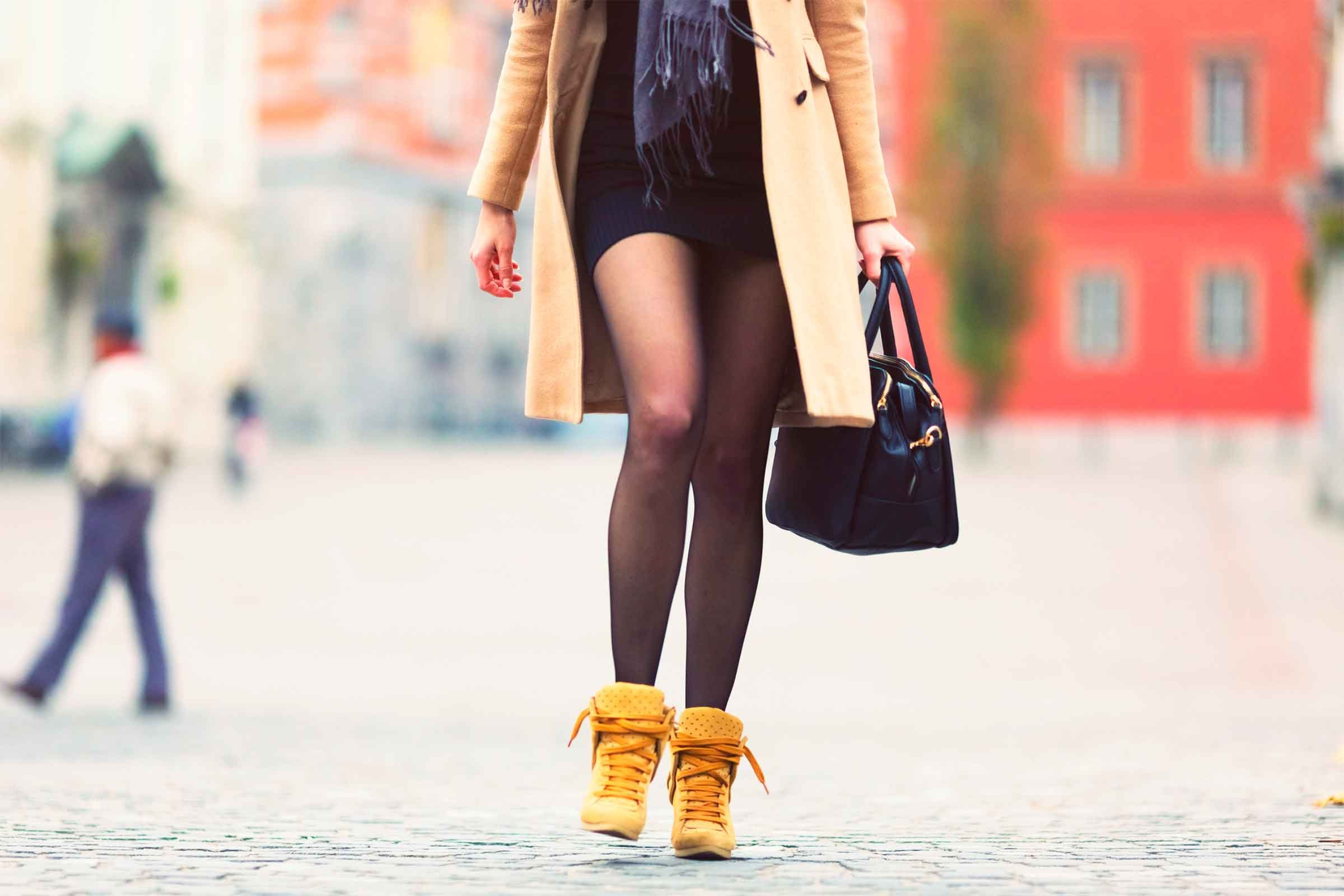 what to wear to an interview mistakes not to make reader s digest you show too much skin