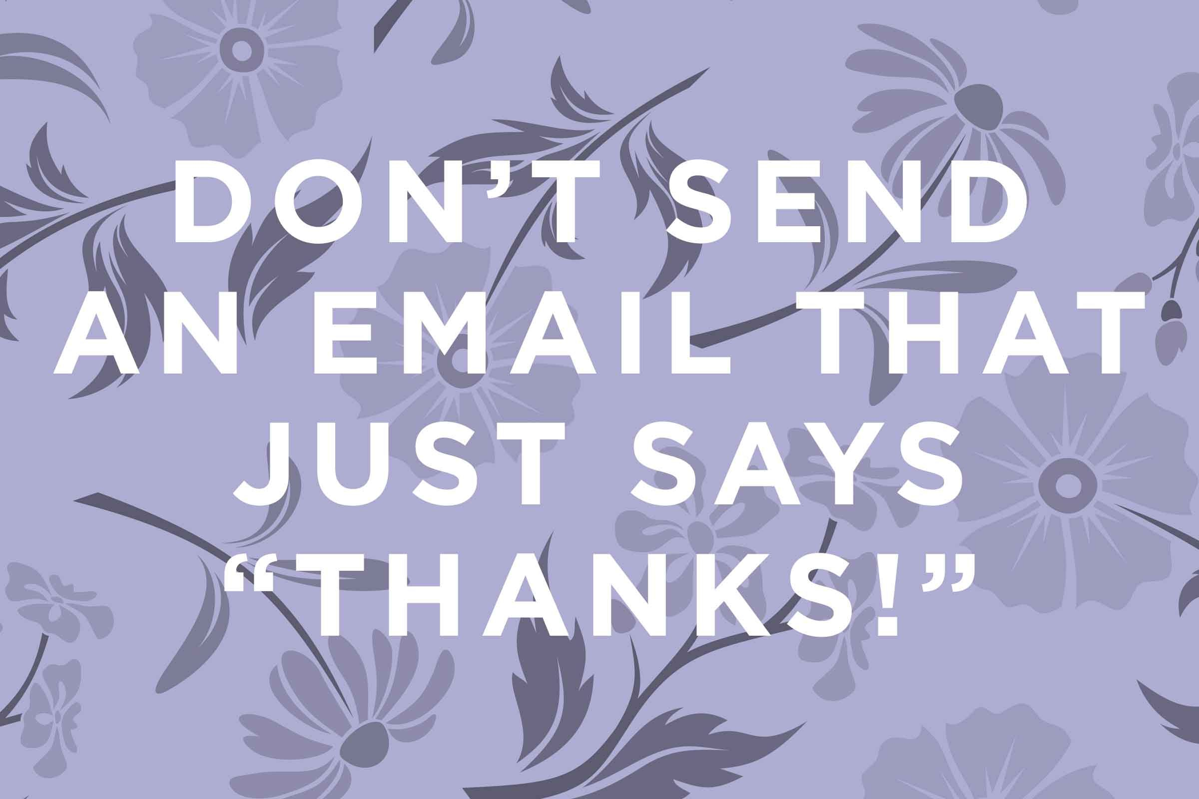 Here     s basic email etiquette  Reader s Digest