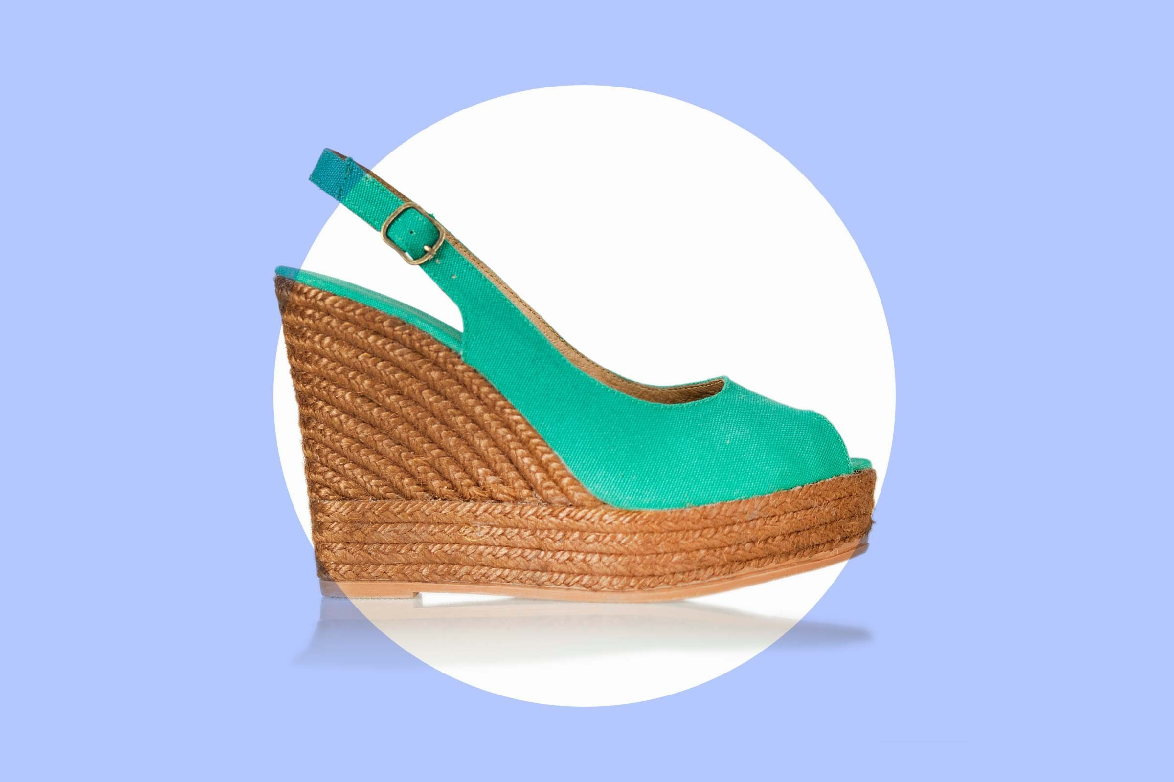 how to clean every kind of shoe in your closet reader s digest rope wedges