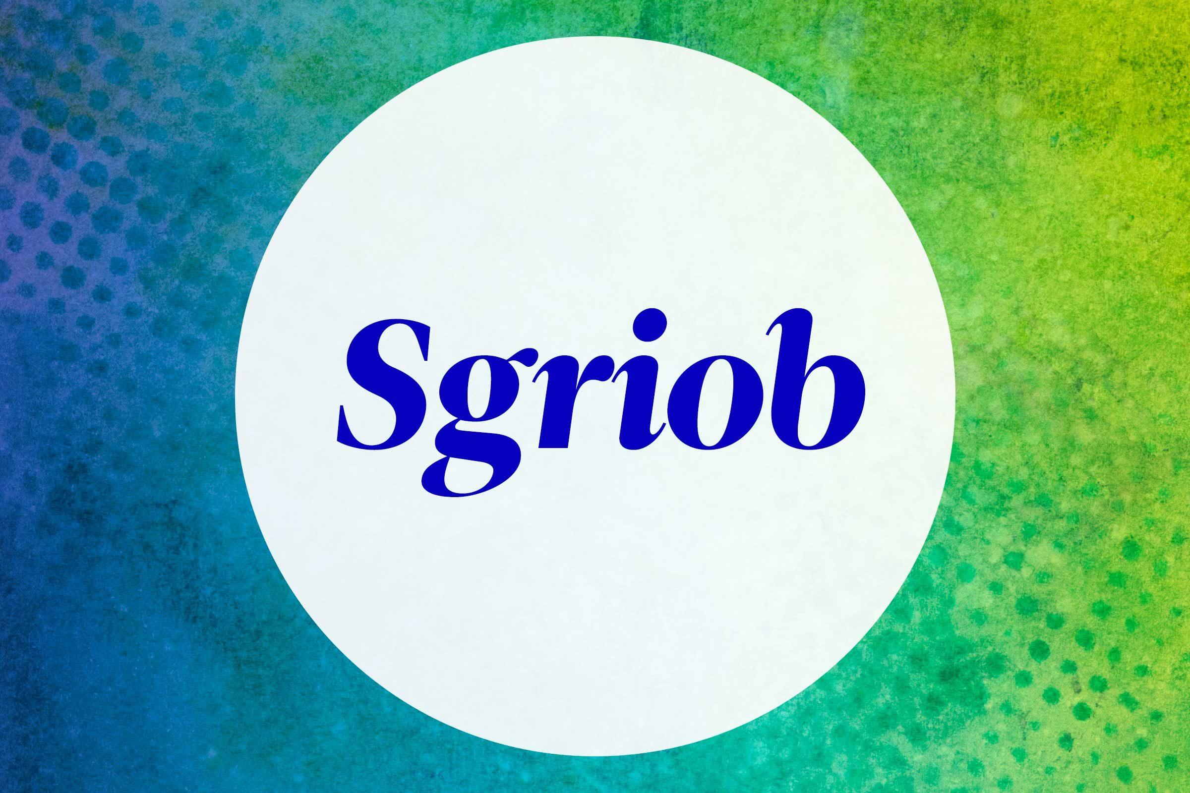 Sgriob
