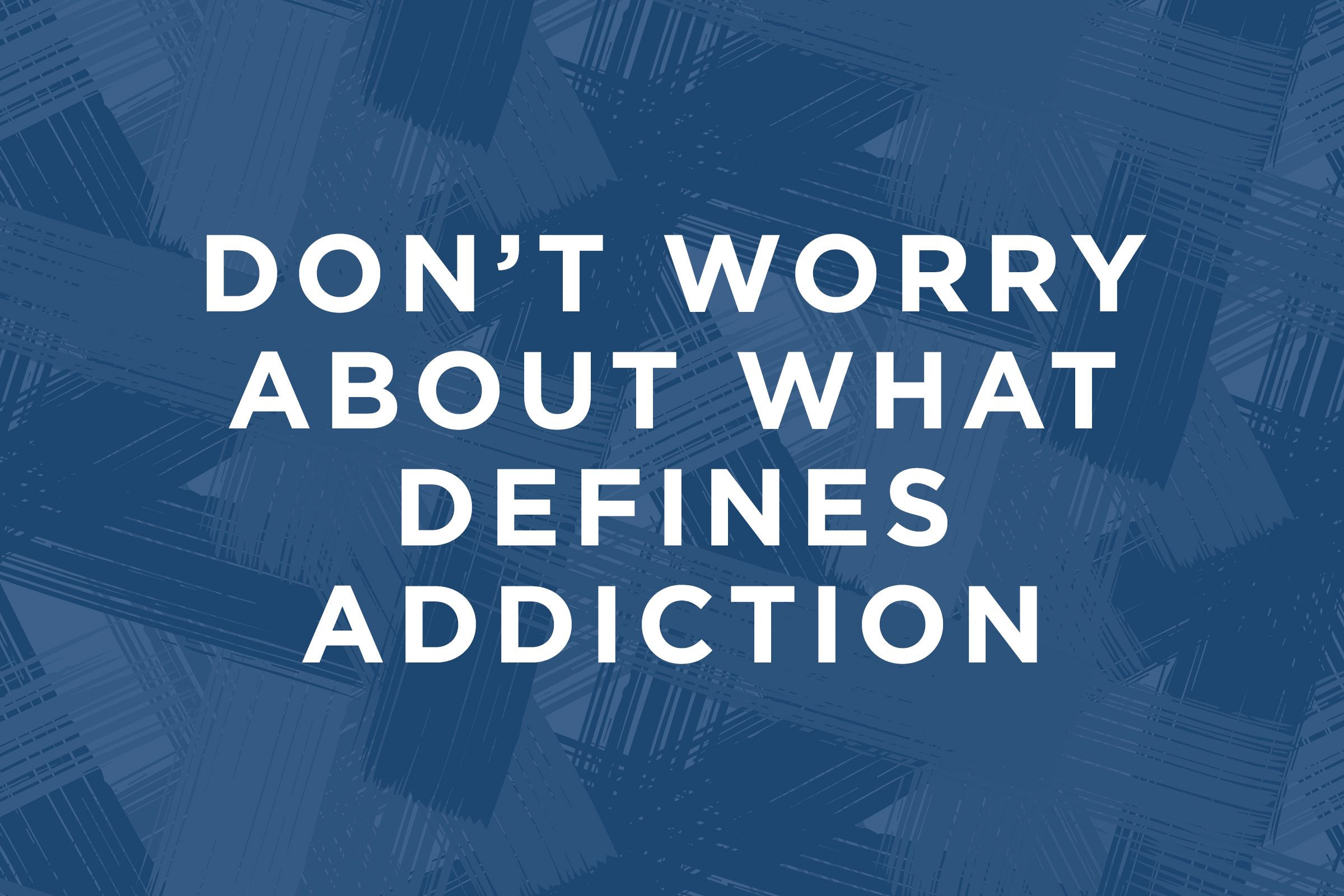 addiction counselors Addiction counselor naadac, the association for addiction professionals has endorsed our addiction counselors professional liability program our policy covers individuals in a wide variety of modalities related to the addiction recovery field.