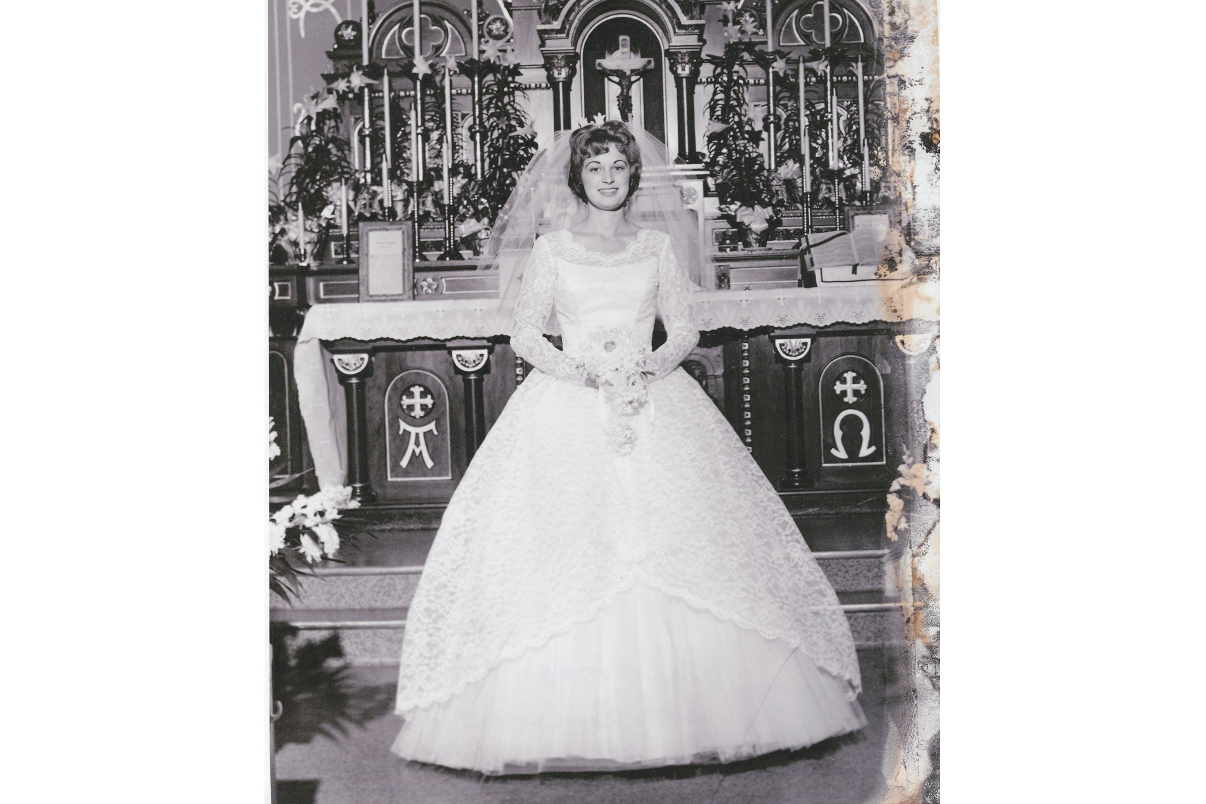 White dress dream meaning - 1962