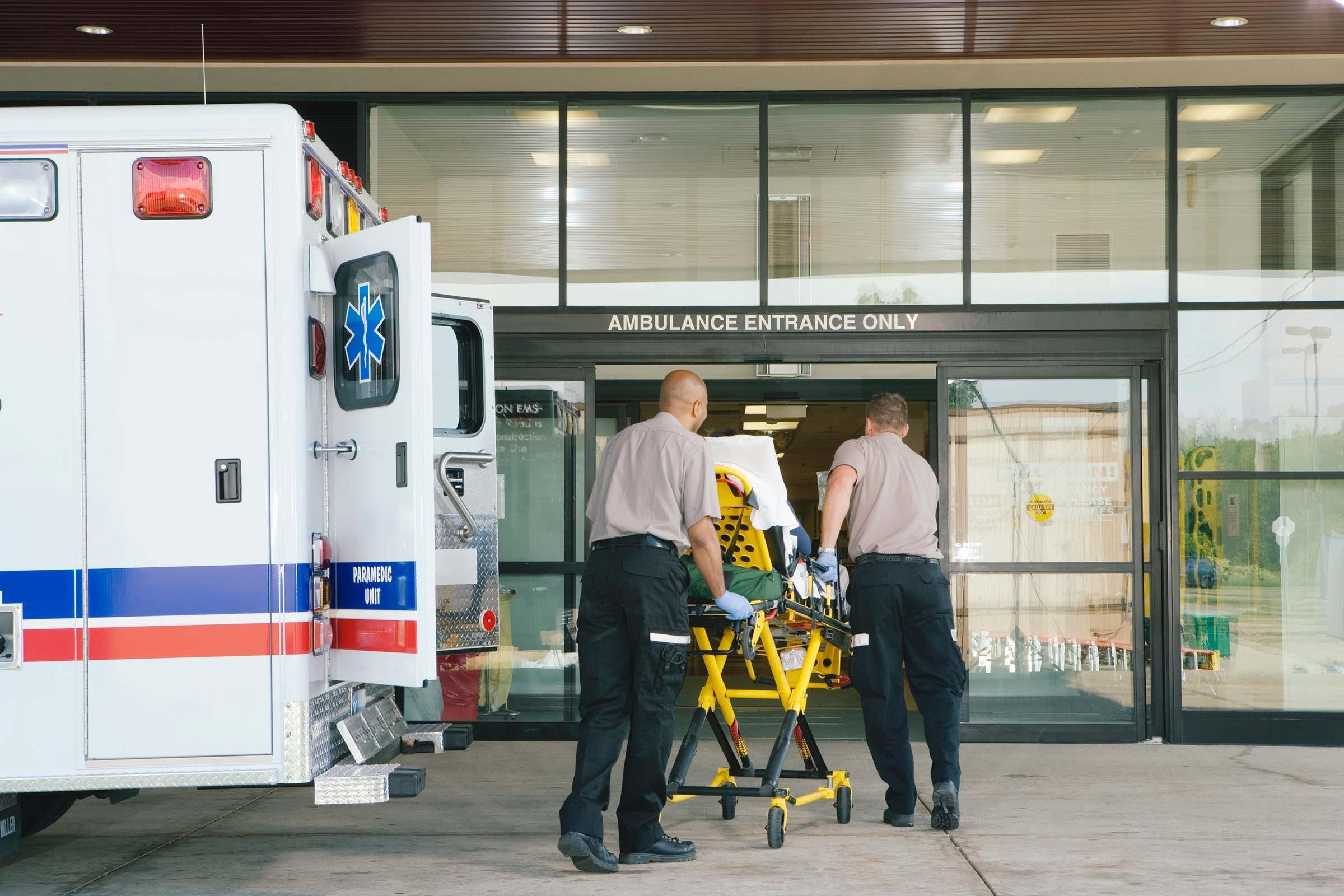 University Of Chicago Emergency Room