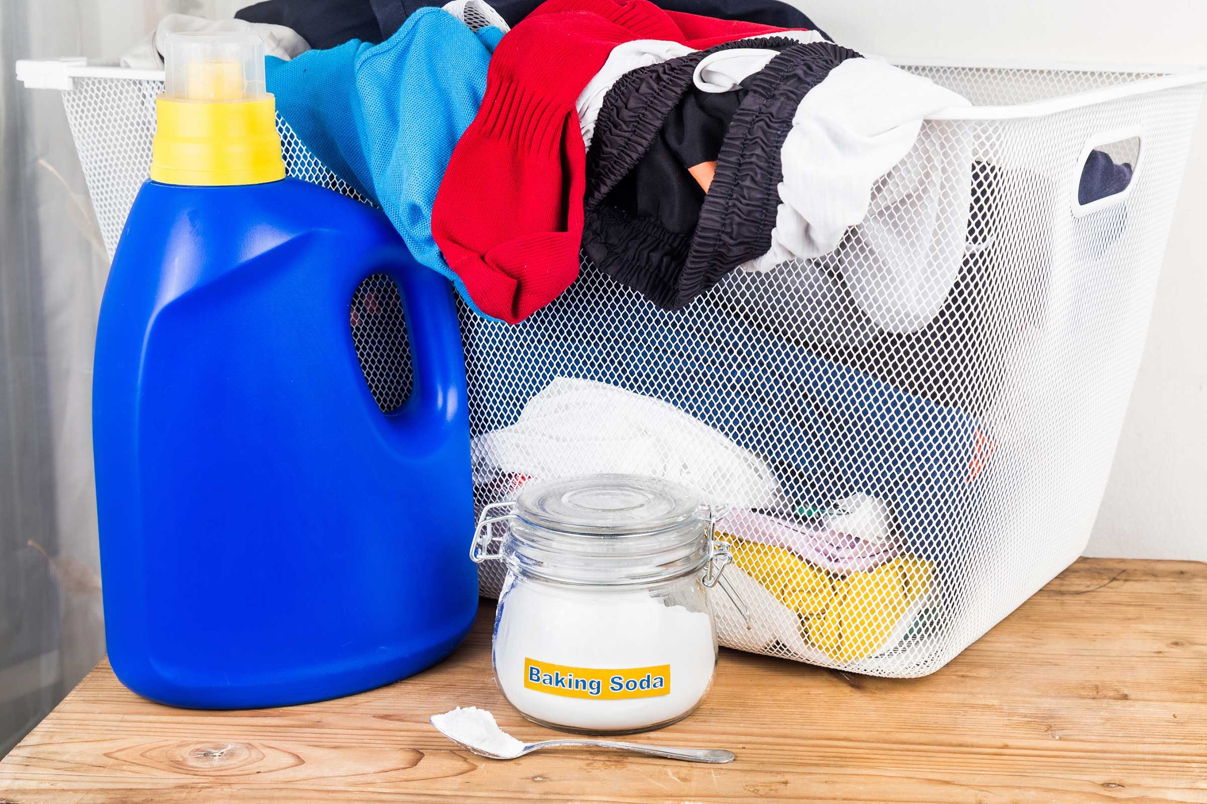 4. Boost Laundry Detergent