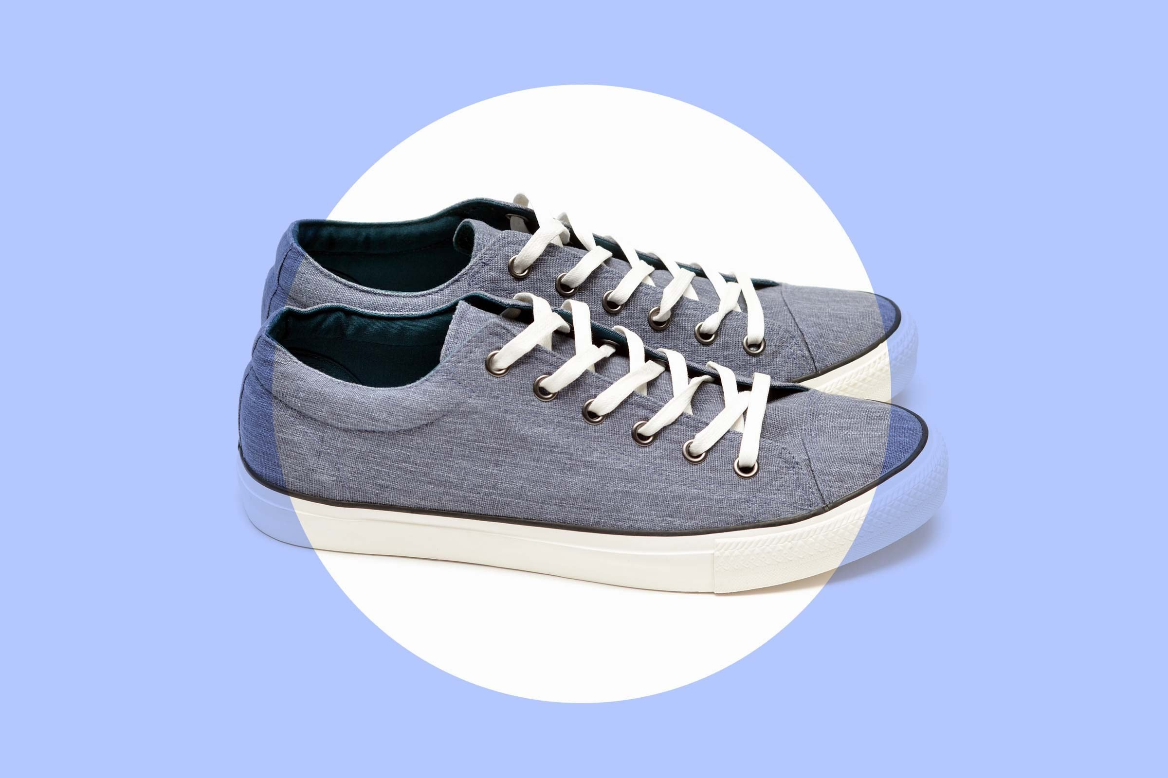 how to clean every kind of shoe in your closet reader s digest canvas shoes