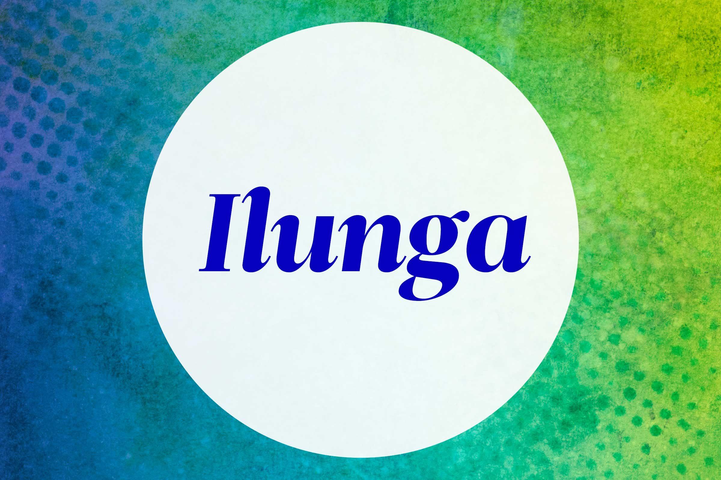 Ilunga