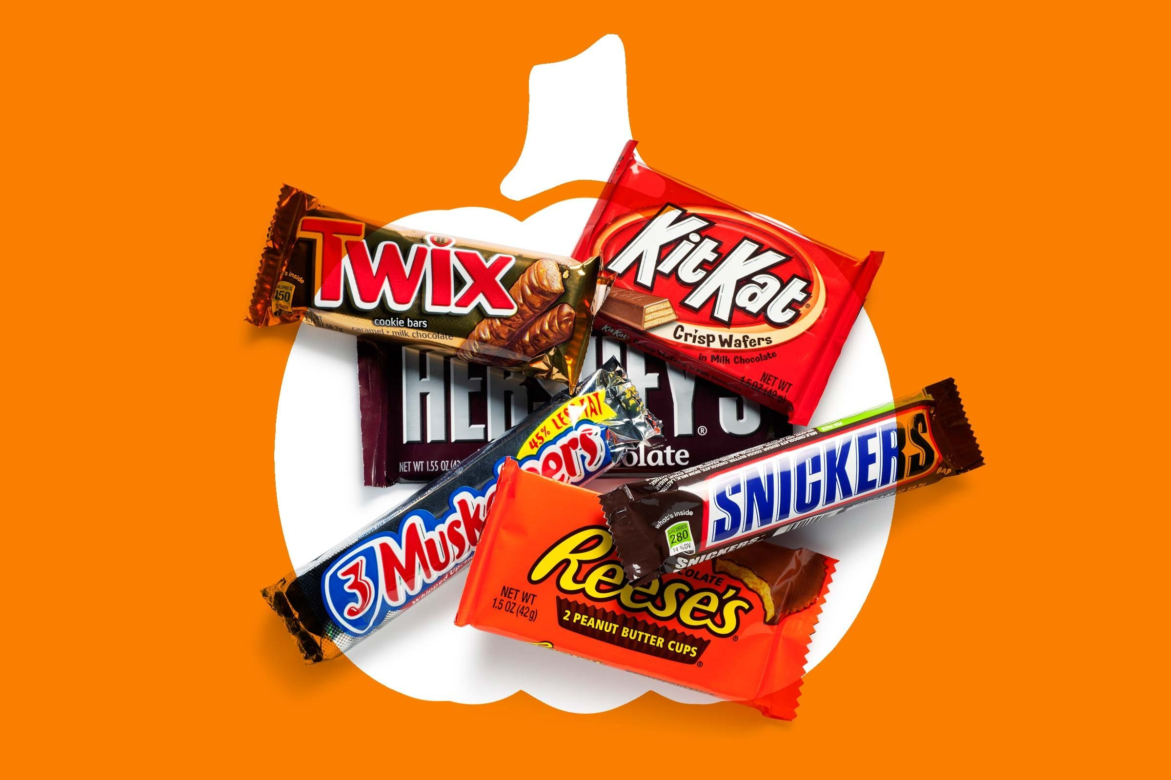 what nutritionists do on halloween that you dont readers digest - Calabrese 13 Halloweens
