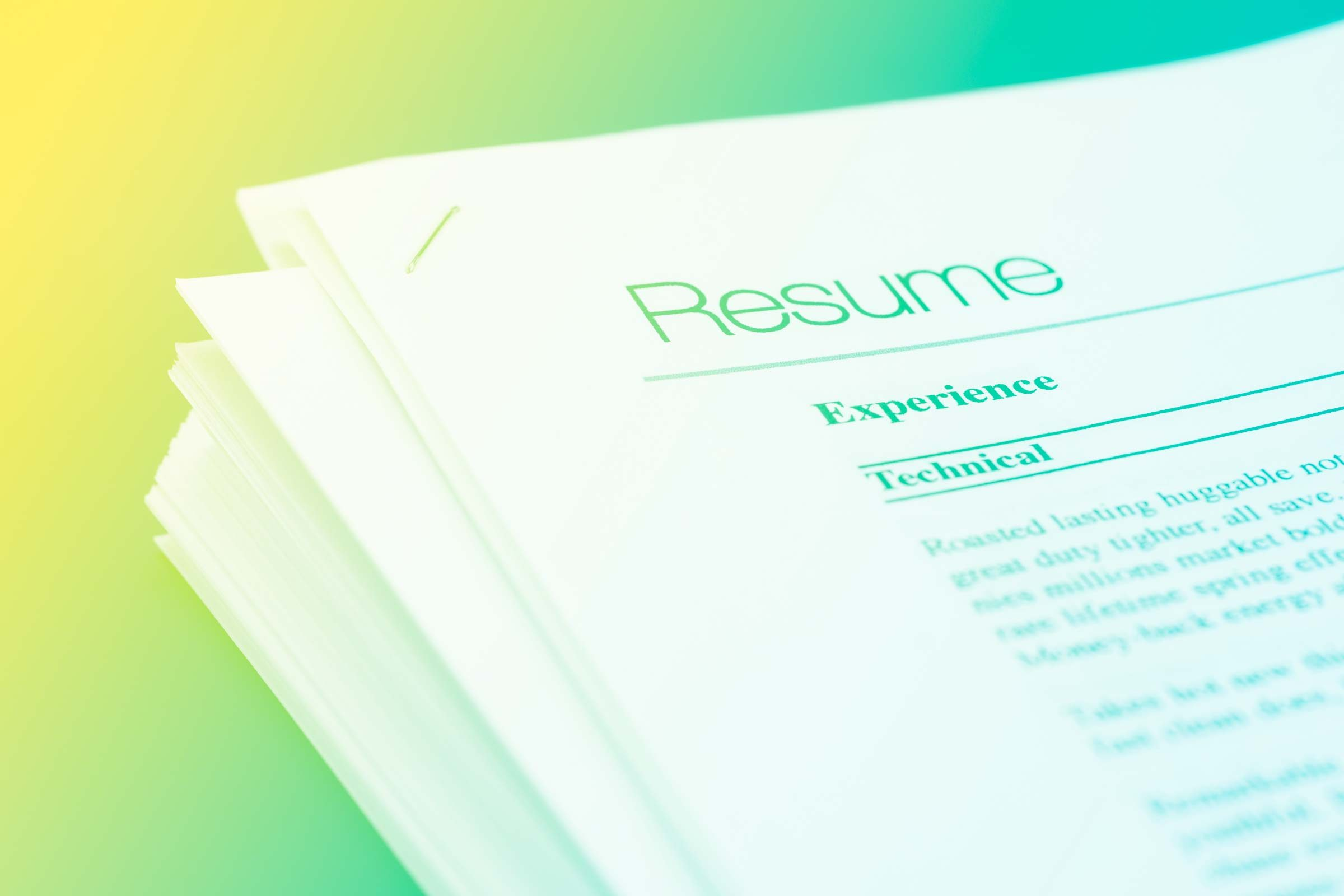 resume mistakes that could cost you the job reader s digest