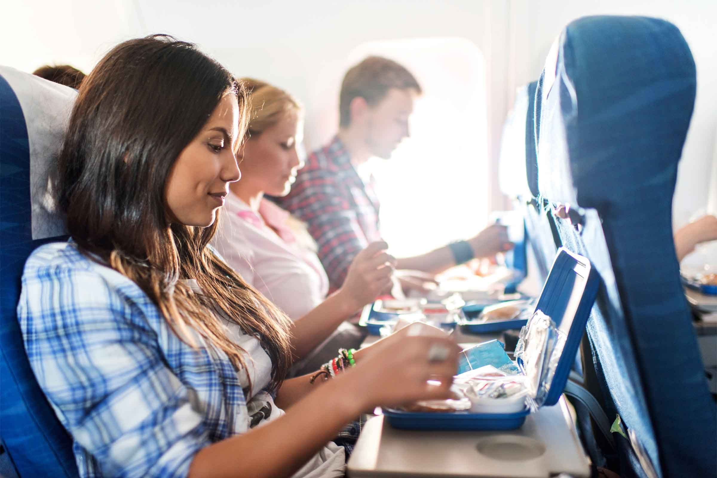 Can You Take Food To Eat On An Airplane