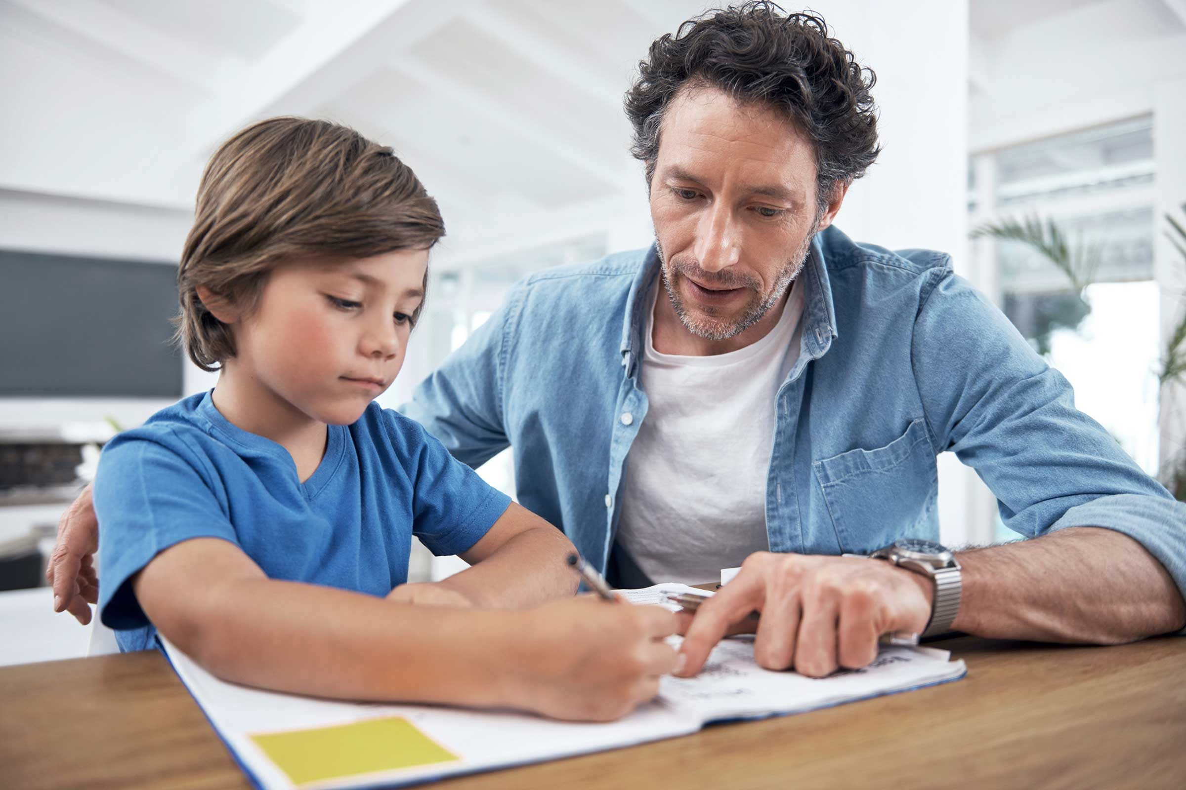 Educating your own child can be a burden