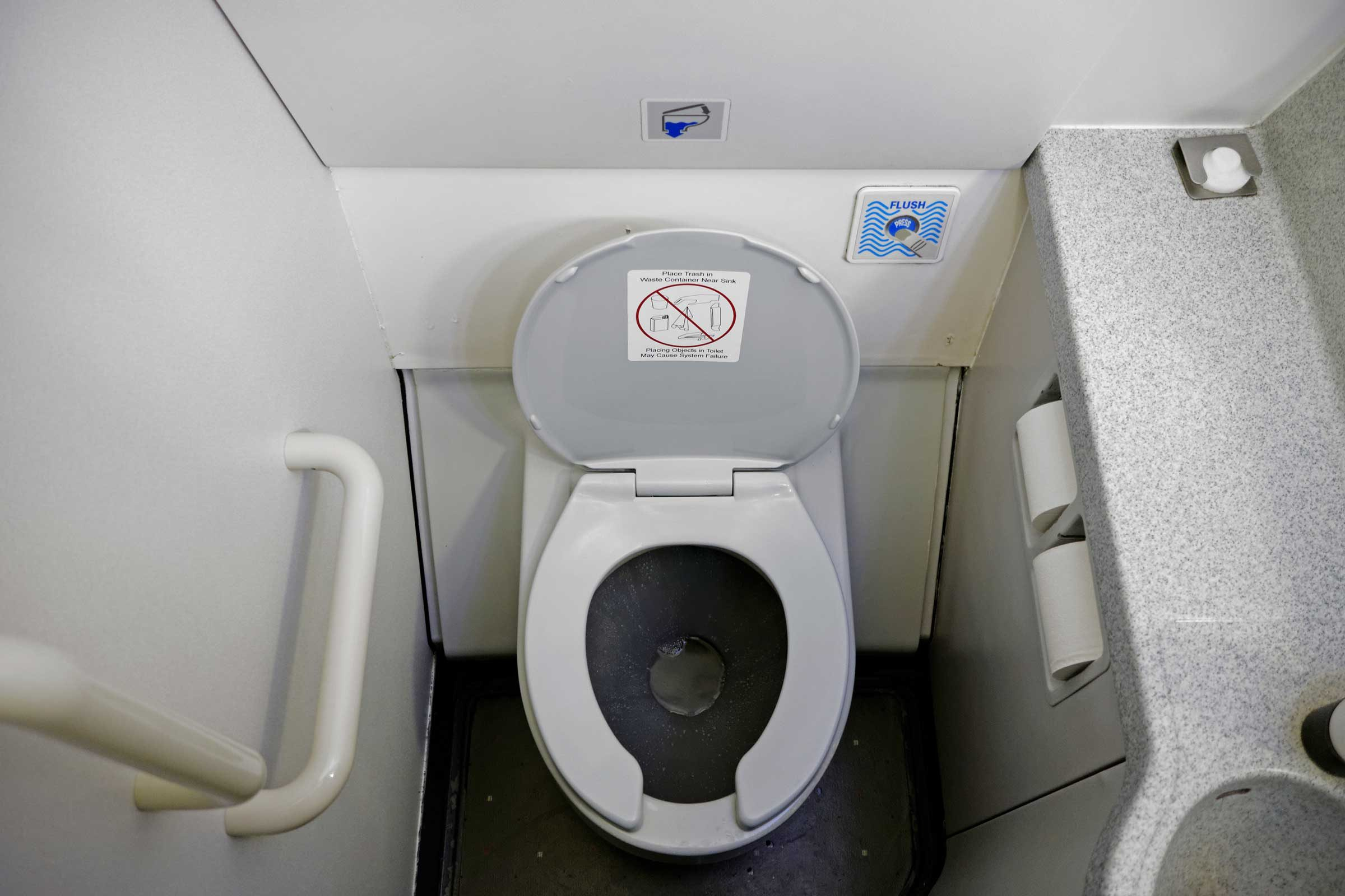 Does coffee help you go to the bathroom - Don T Touch The Flush Button In The Bathroom