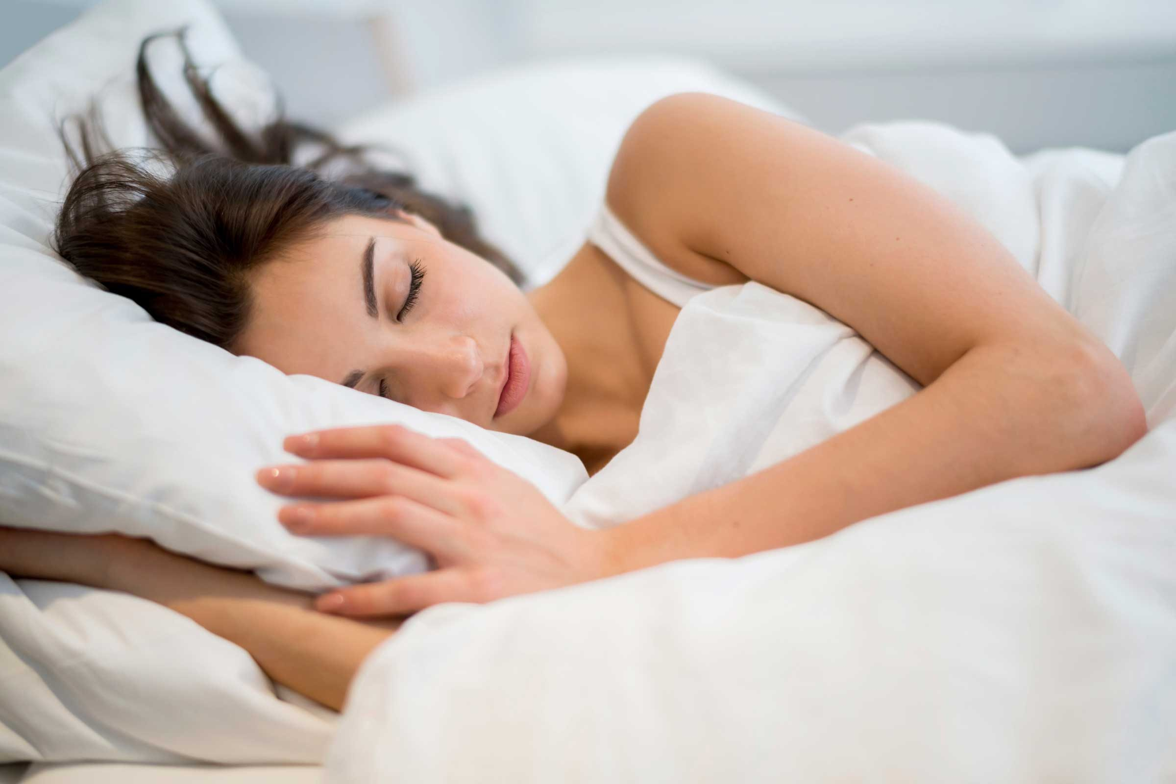 Teen sleep problems tip quiet