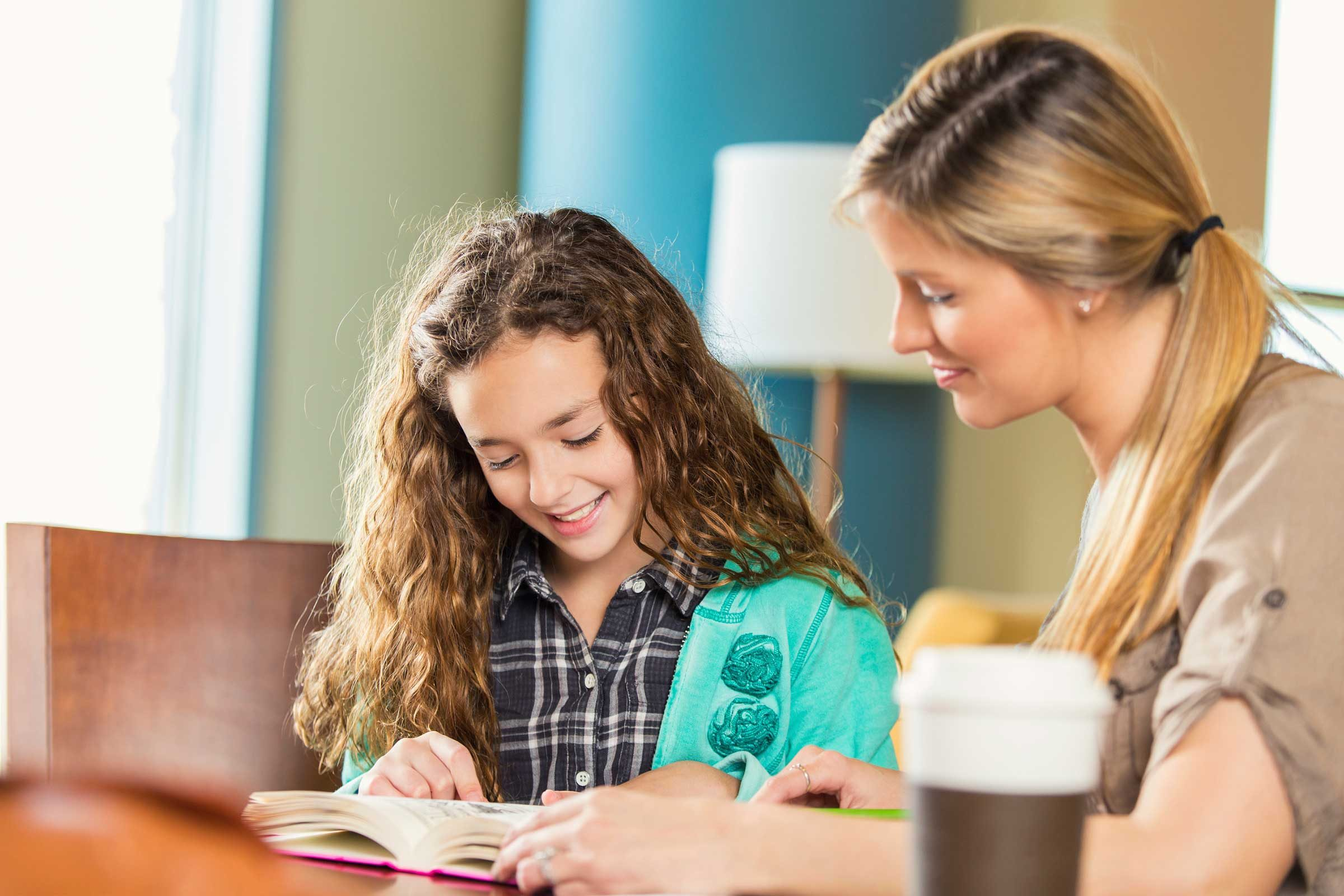 Our firstborn almost always get a better education than our younger kids