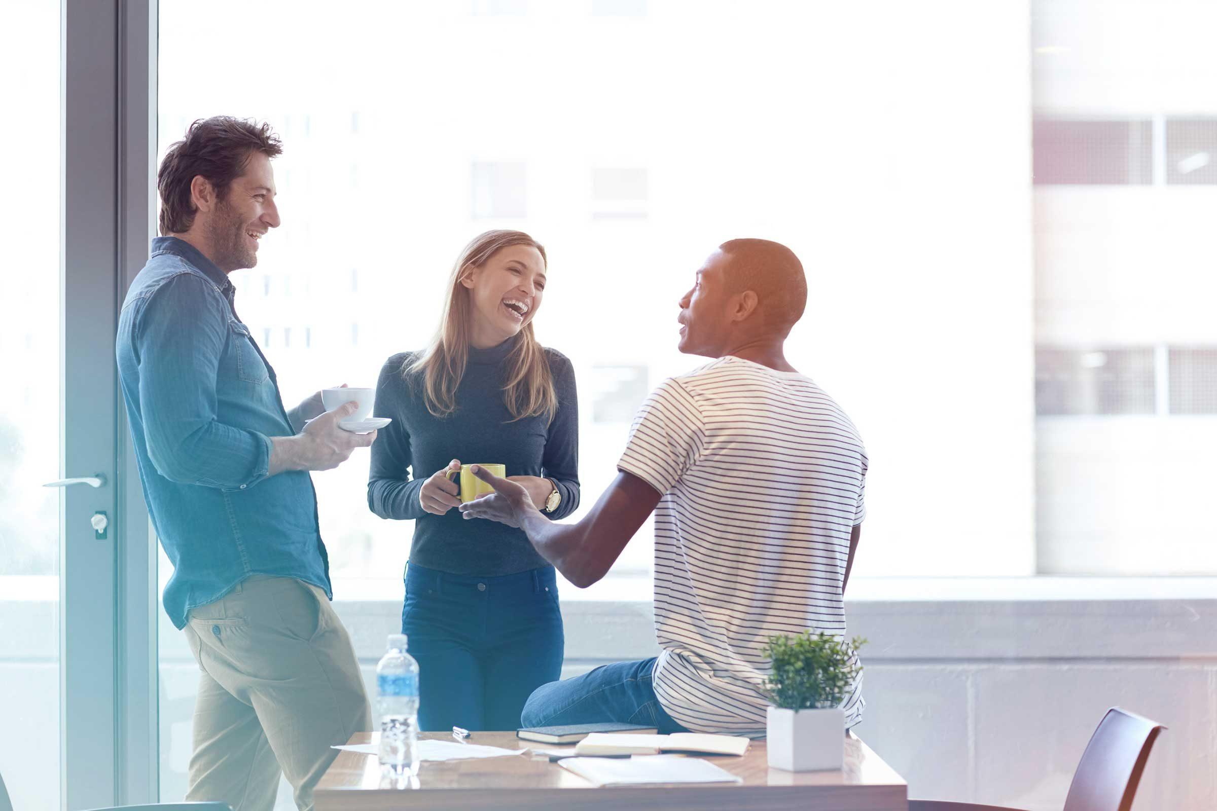 Co-workers: secret energy sources