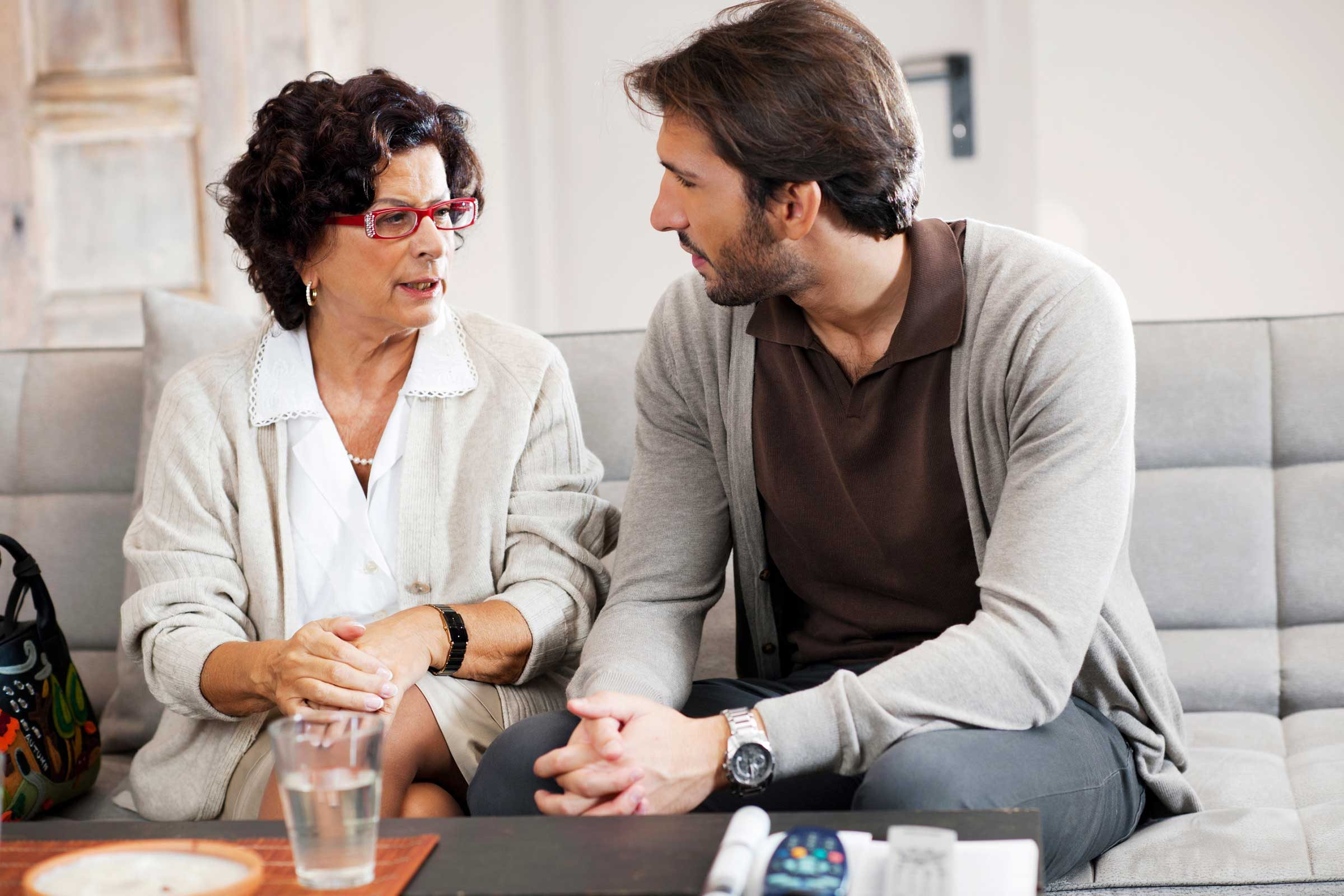Mom and/or dad: secret medical historians