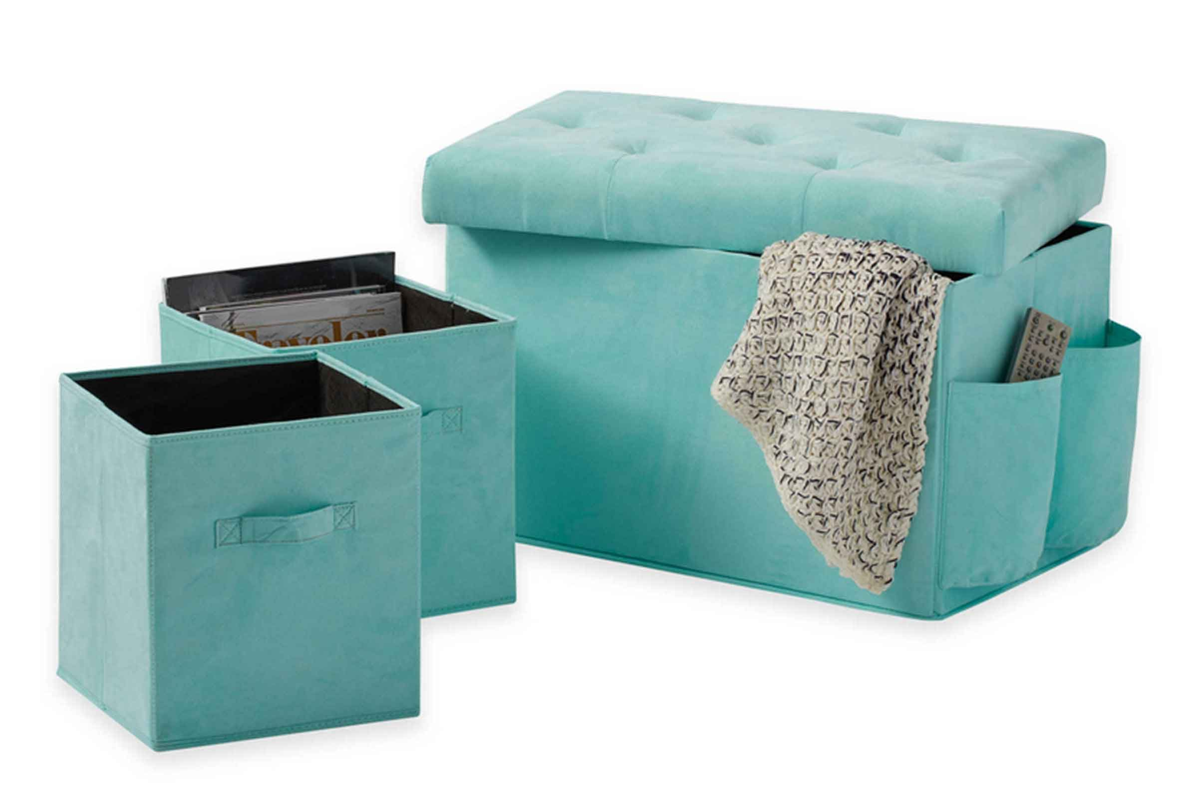 Get A Storage Footstool