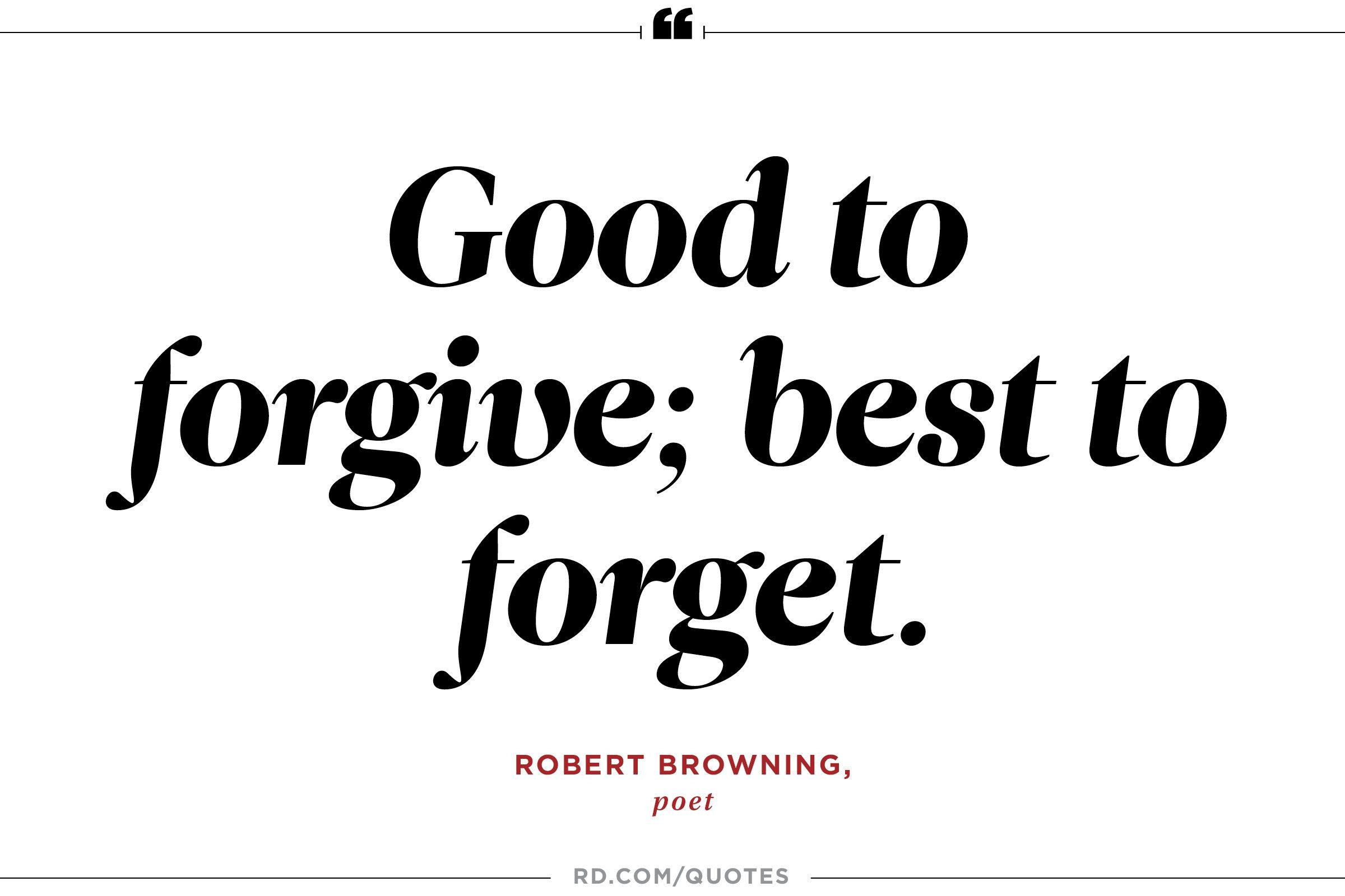 19 forgivness quotes