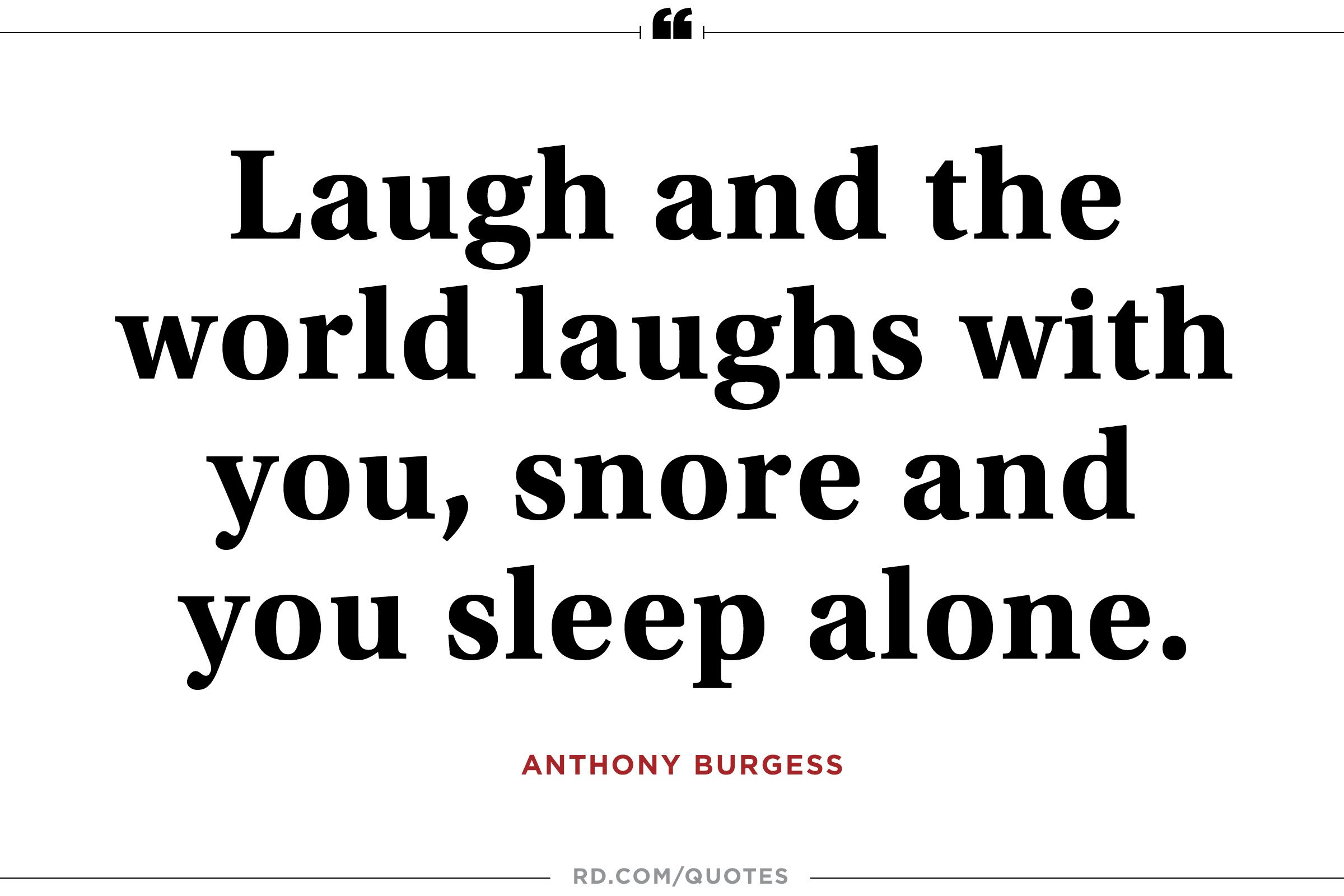 Funny Sleep Quotes Worth Sharing Over Coffee Readers Digest