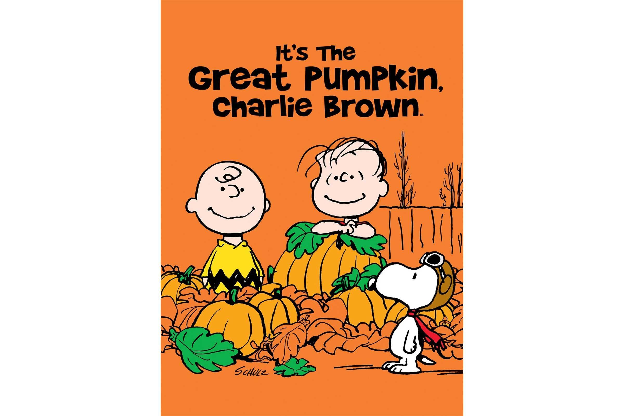 its the great pumpkin charlie brown - Top Halloween Kids Movies