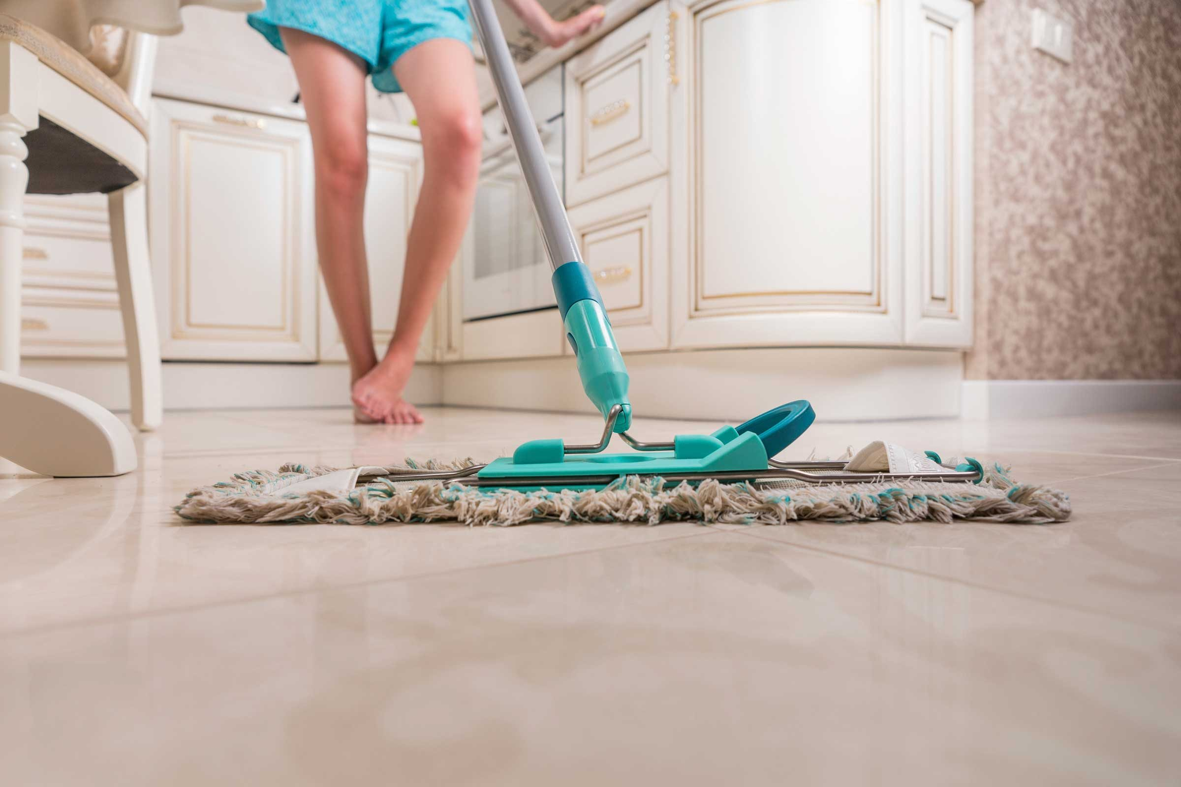 Best Kitchen Floor Mop What House Guests Notice And Dont Readers Digest