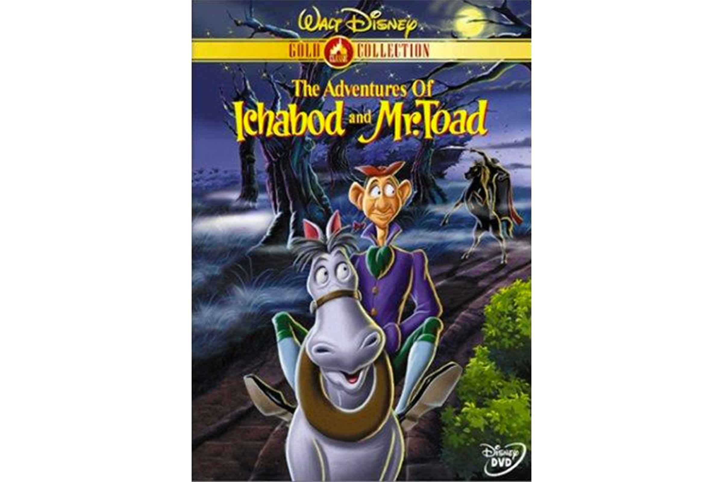 The Adventures of Ichabod and Mr. Toad (G)