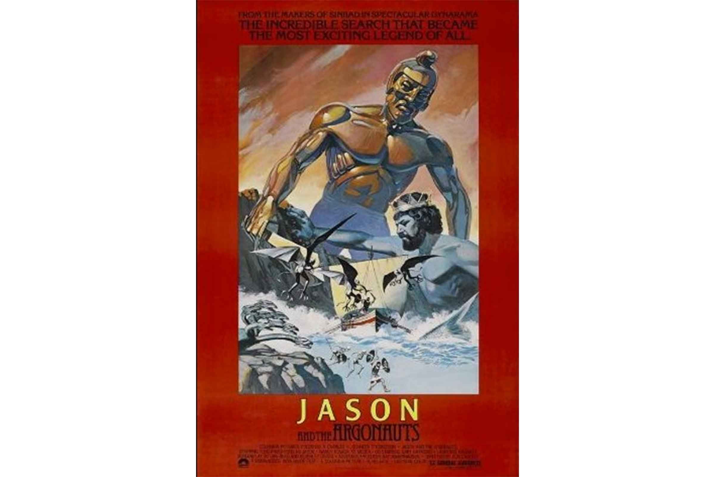 jason and the argonauts g - G Halloween Movies