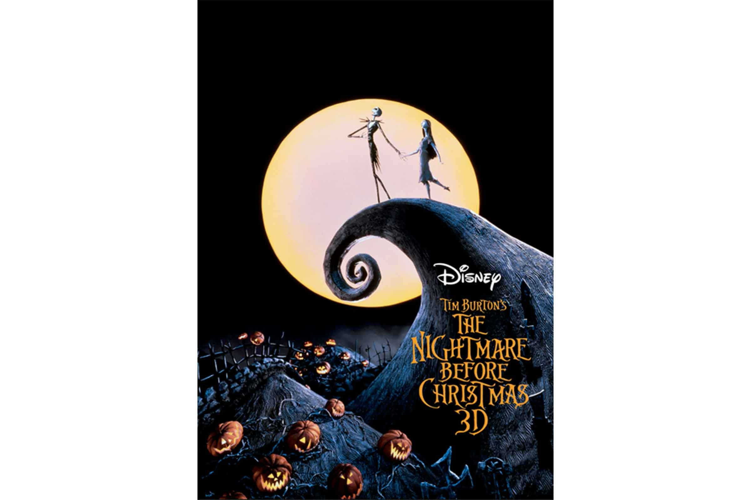 the nightmare before christmas pg - Halloween Movies Rated Pg
