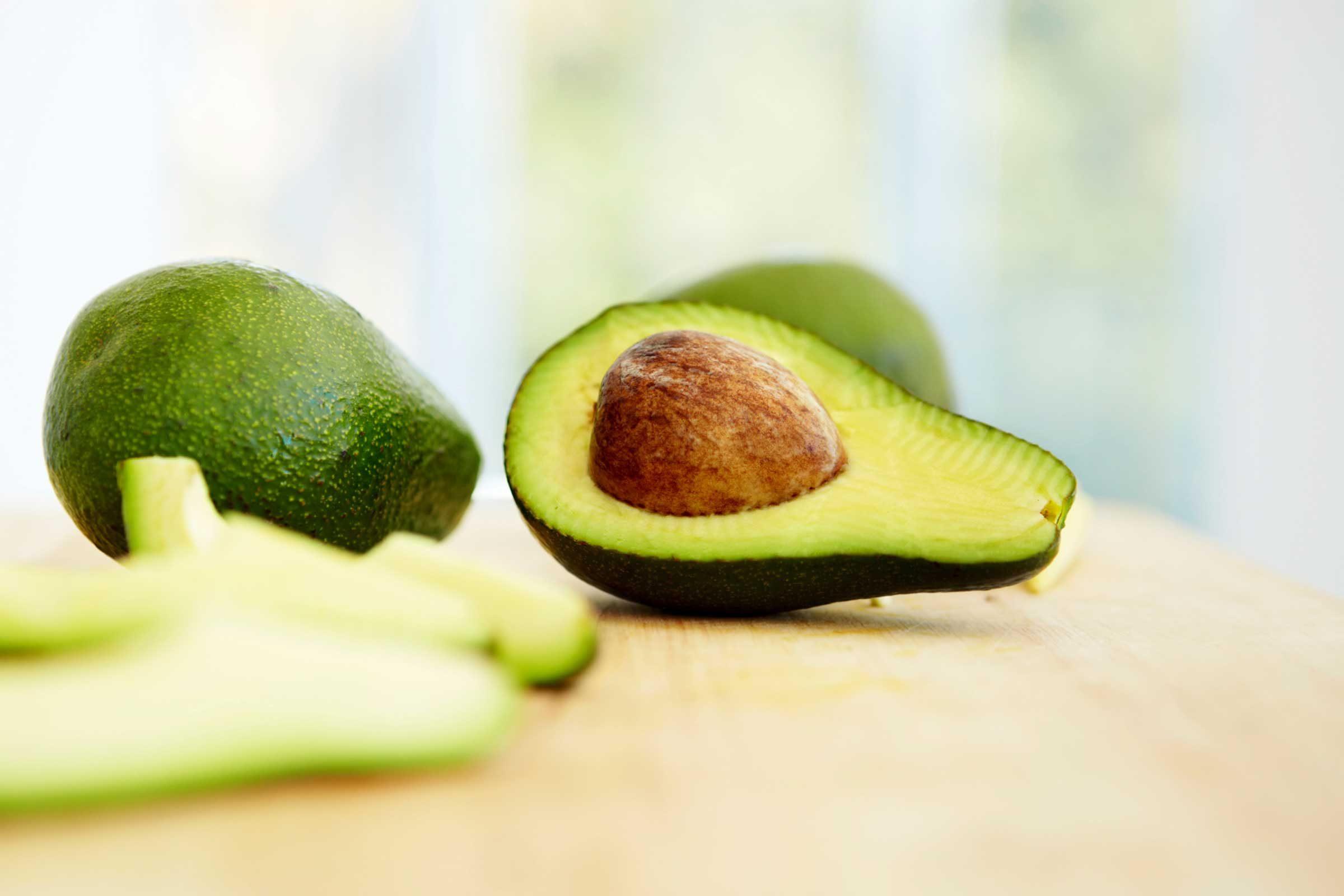 Ripen an avocado