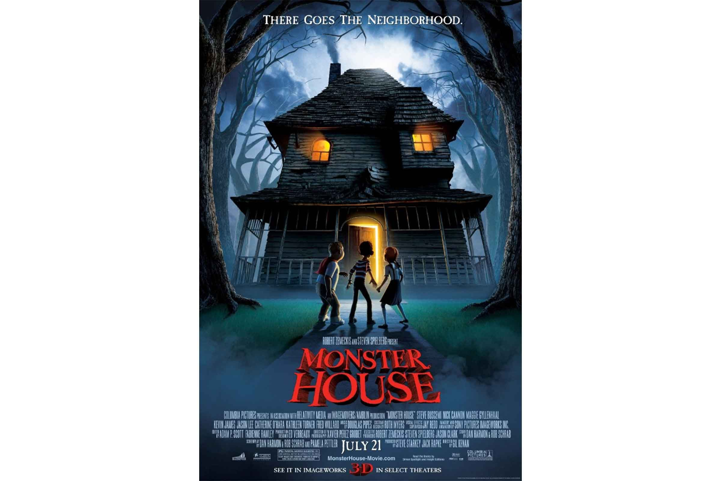 Kids halloween movies best halloween movies for kids reader 39 s digest for Classic haunted house movies