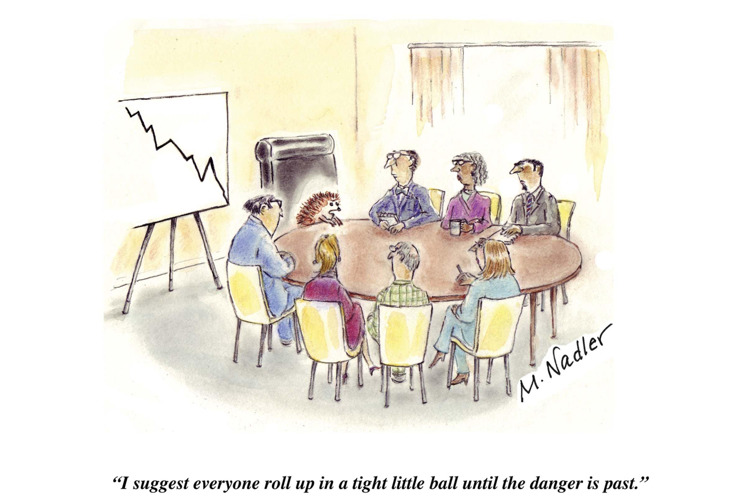 funny work cartoons to get through the week reader u0027s digest