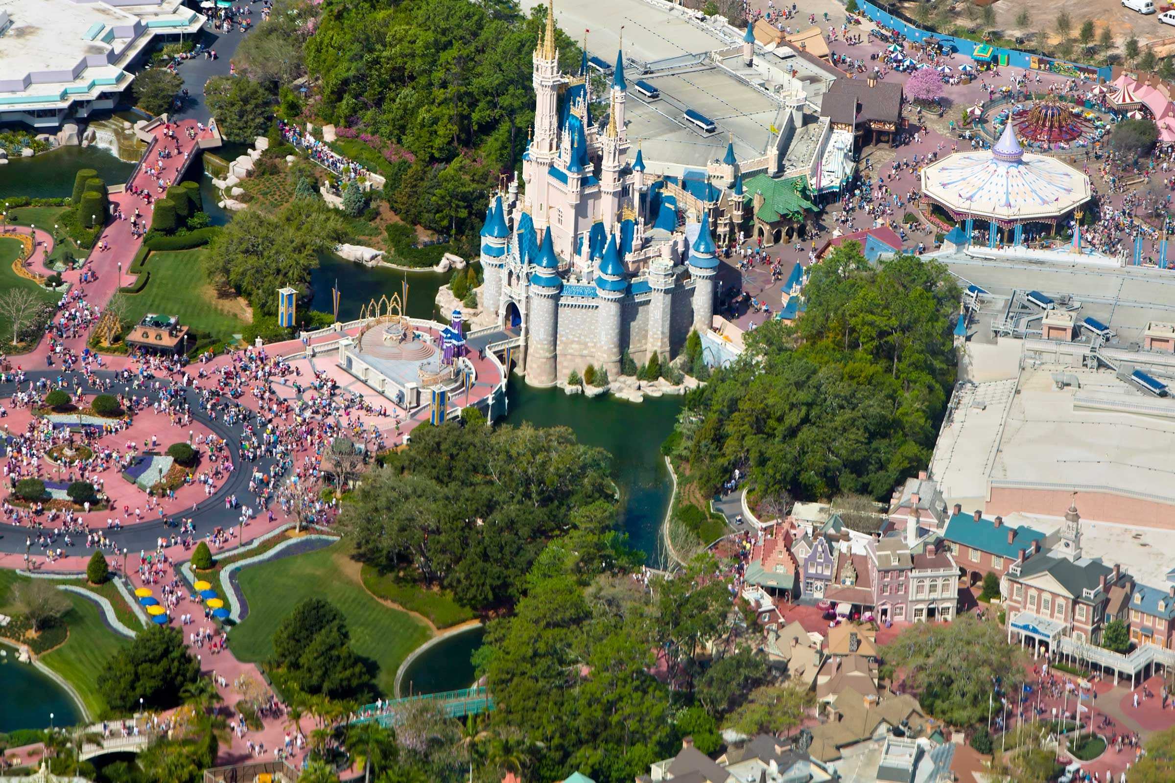 Walt Disney World Tips  Readers Digest