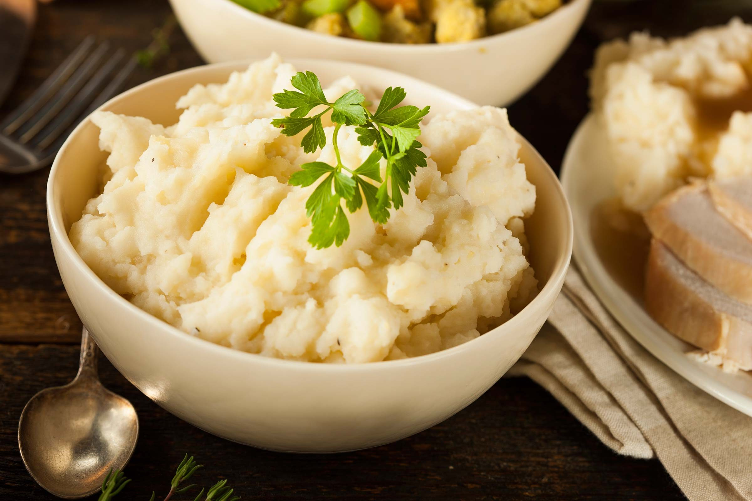 If you love mashed potatoes