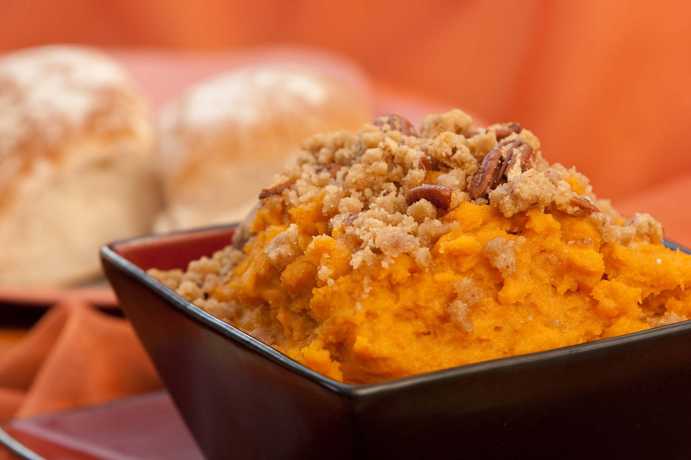 If you love sweet-potato casserole