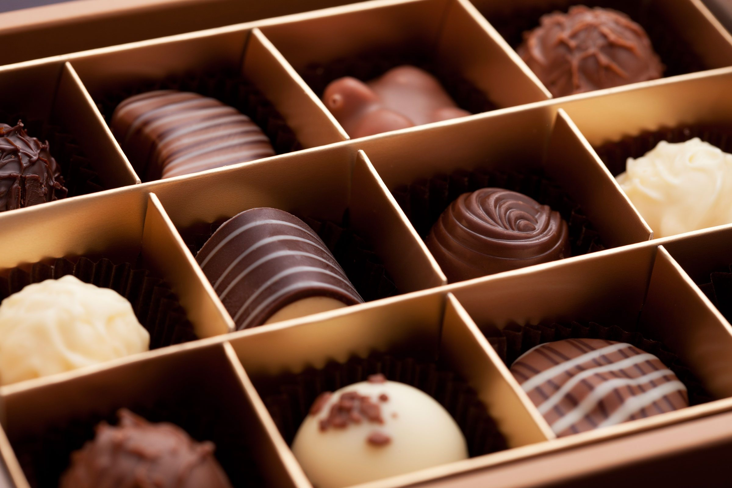 Myth: Oysters and chocolate are turn-ons