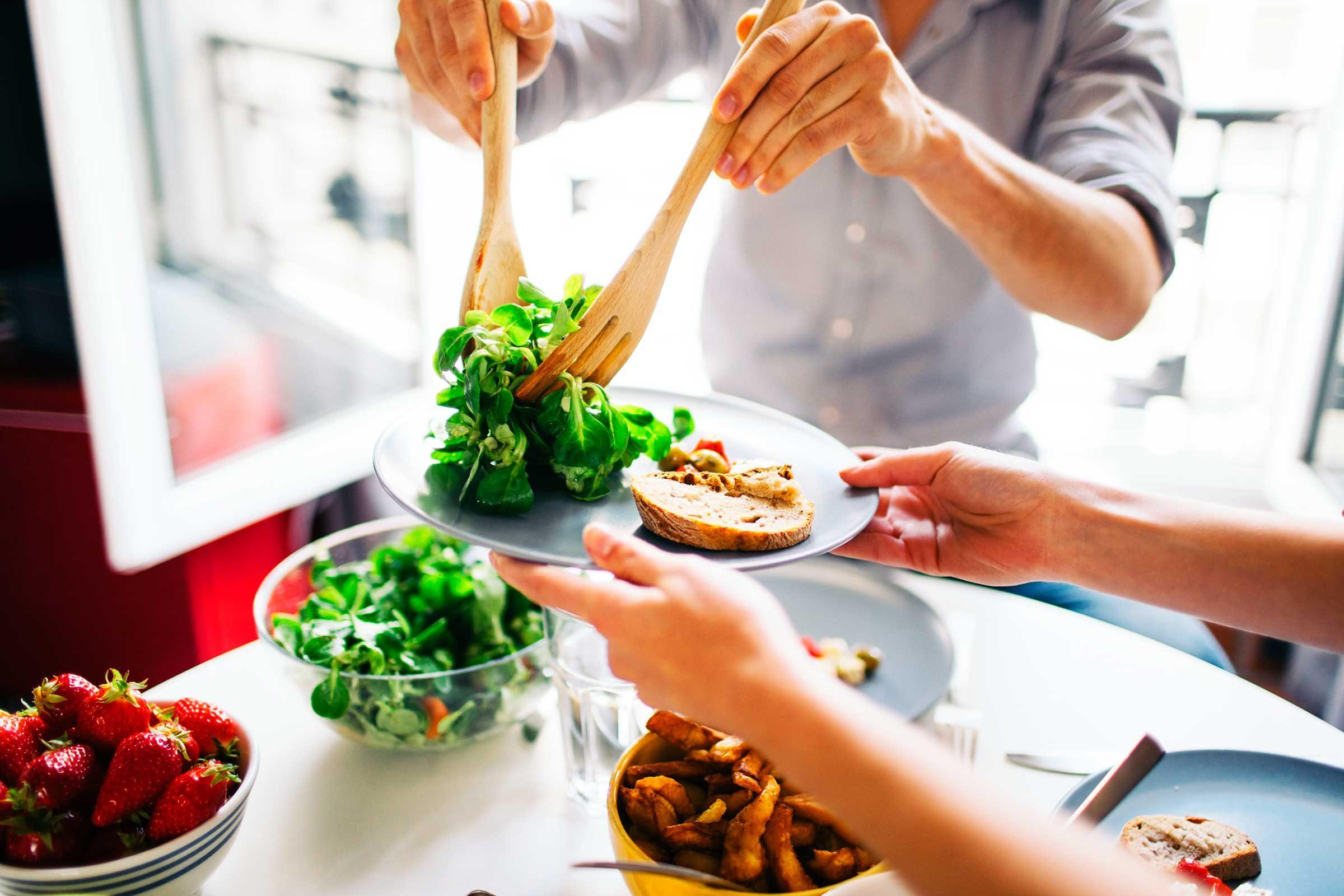 Vaše strava je nevyvážená