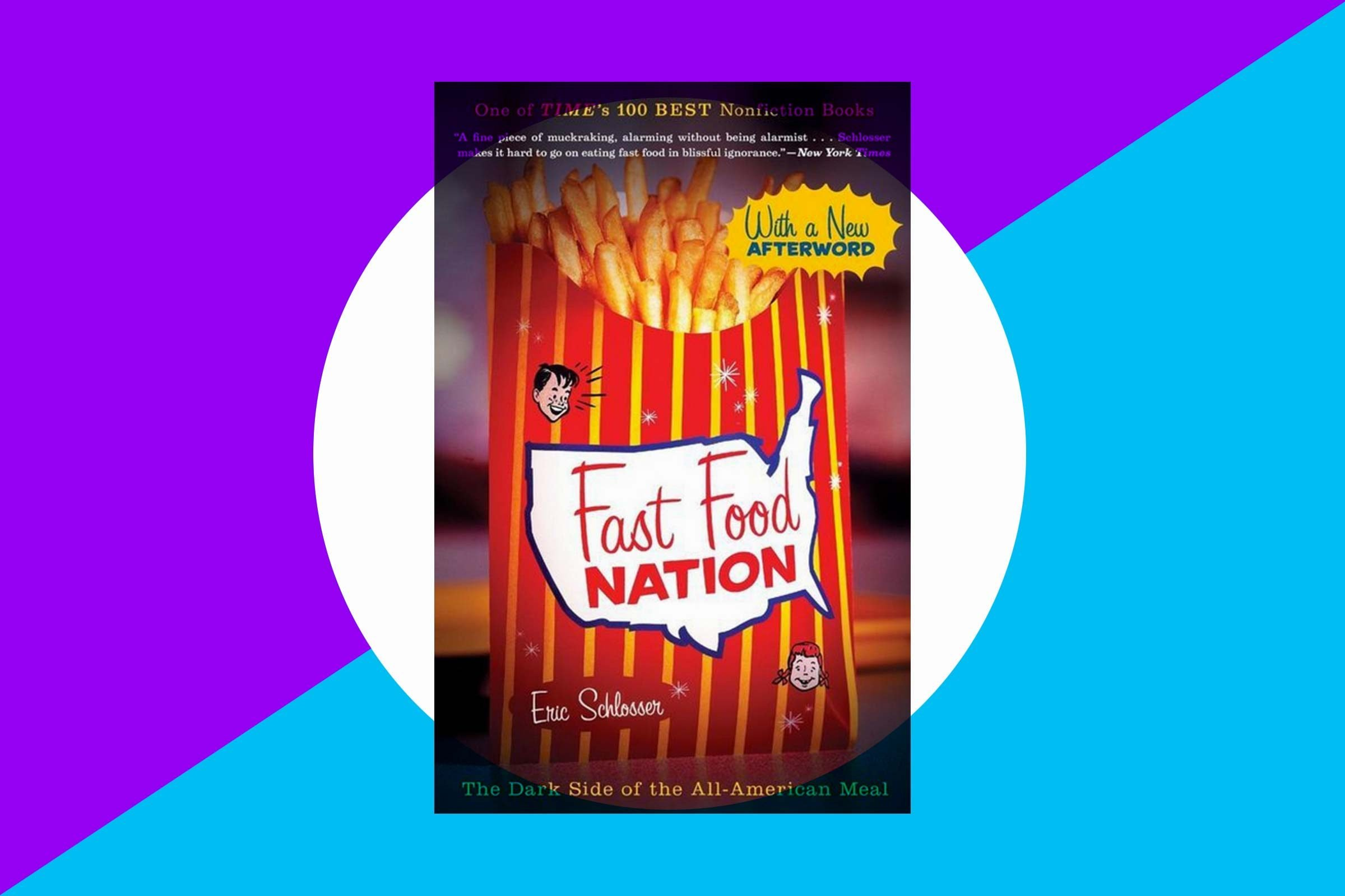 best books for teens reader s digest fast food nation the dark side of the all american meal by eric schlosser