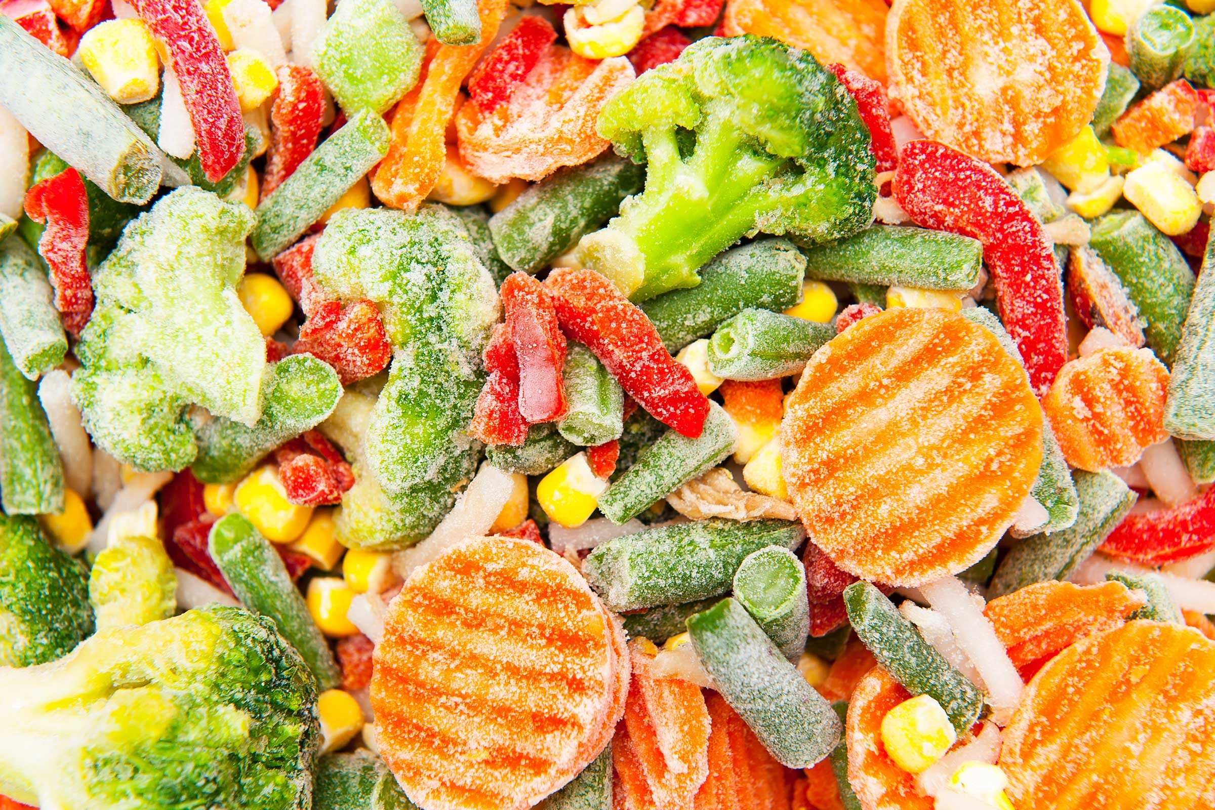 Avoid pre-chopped fruits and vegetables