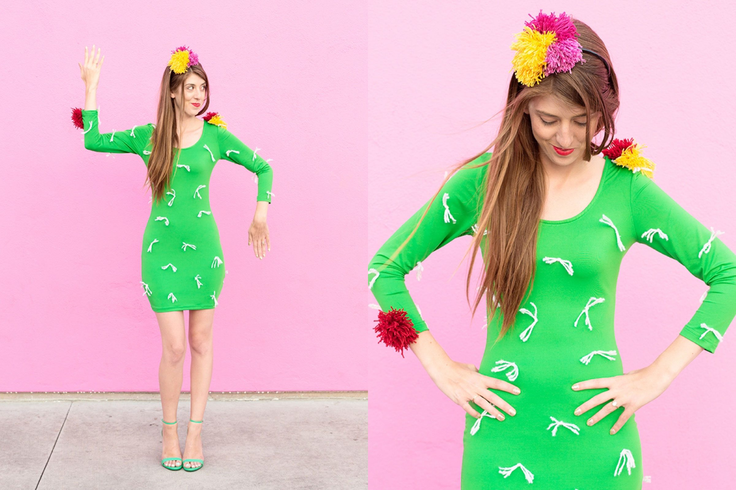 cactus - Cheap Halloween Dresses