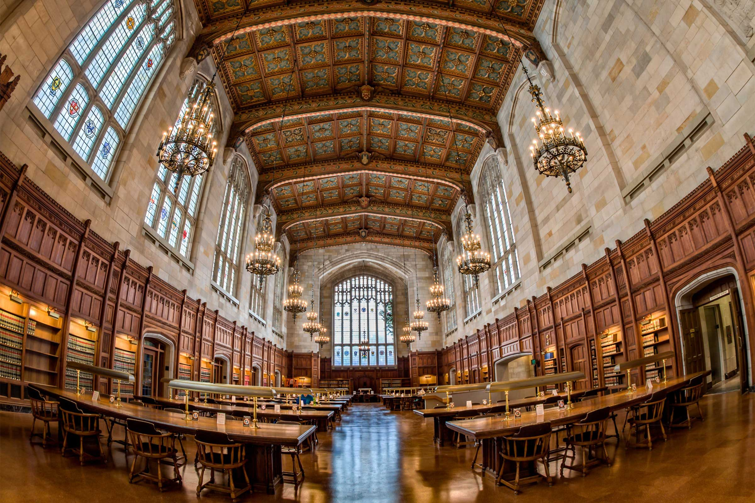 The Most Impressive Library in Every State | Reader's Digest